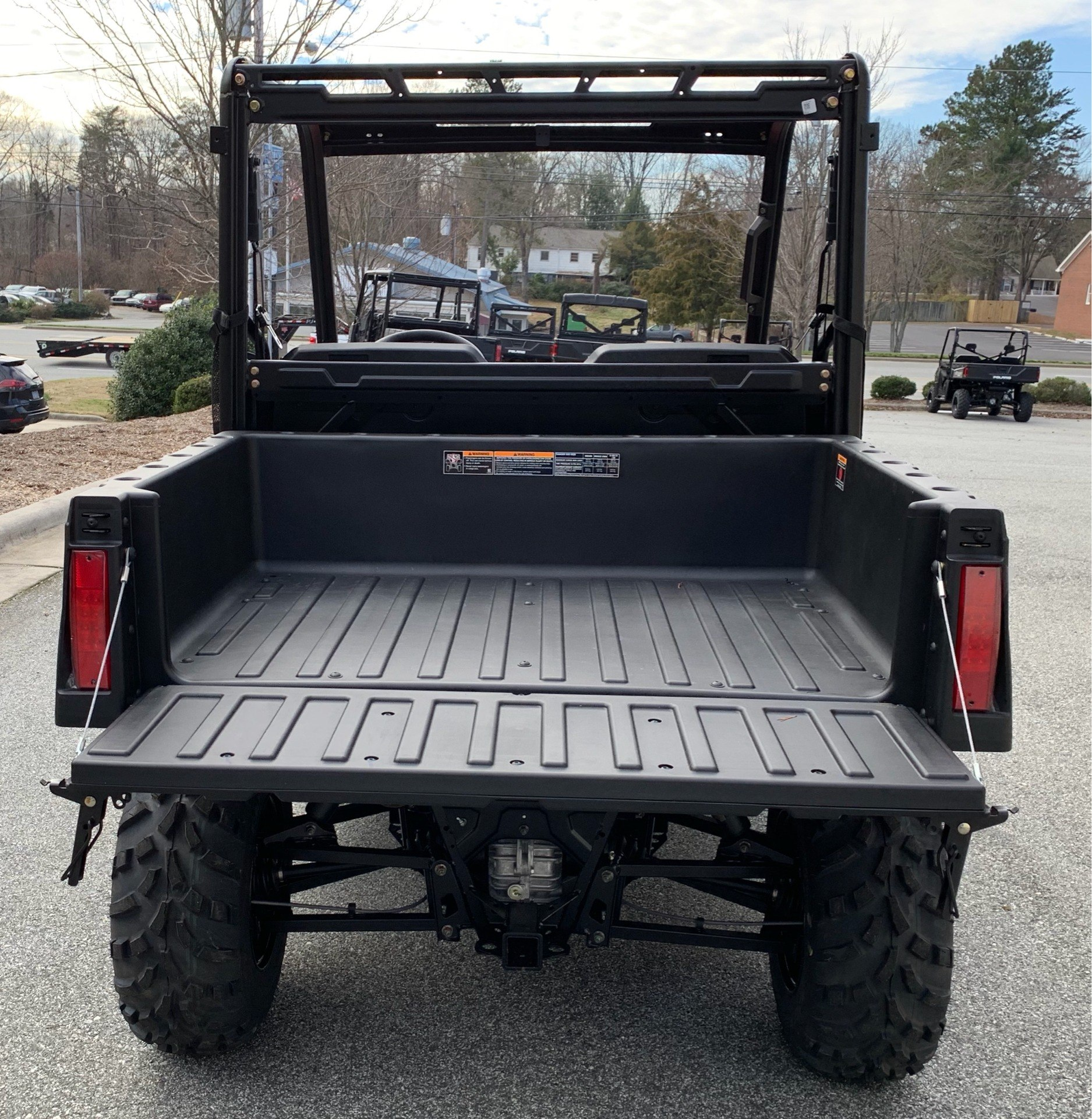 2019 Polaris Ranger 500 in High Point, North Carolina - Photo 5