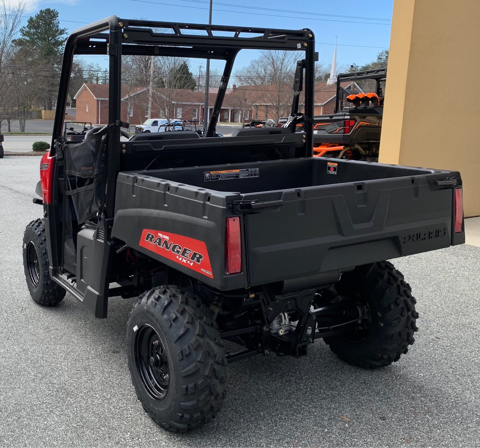 2019 Polaris Ranger 500 in High Point, North Carolina - Photo 7