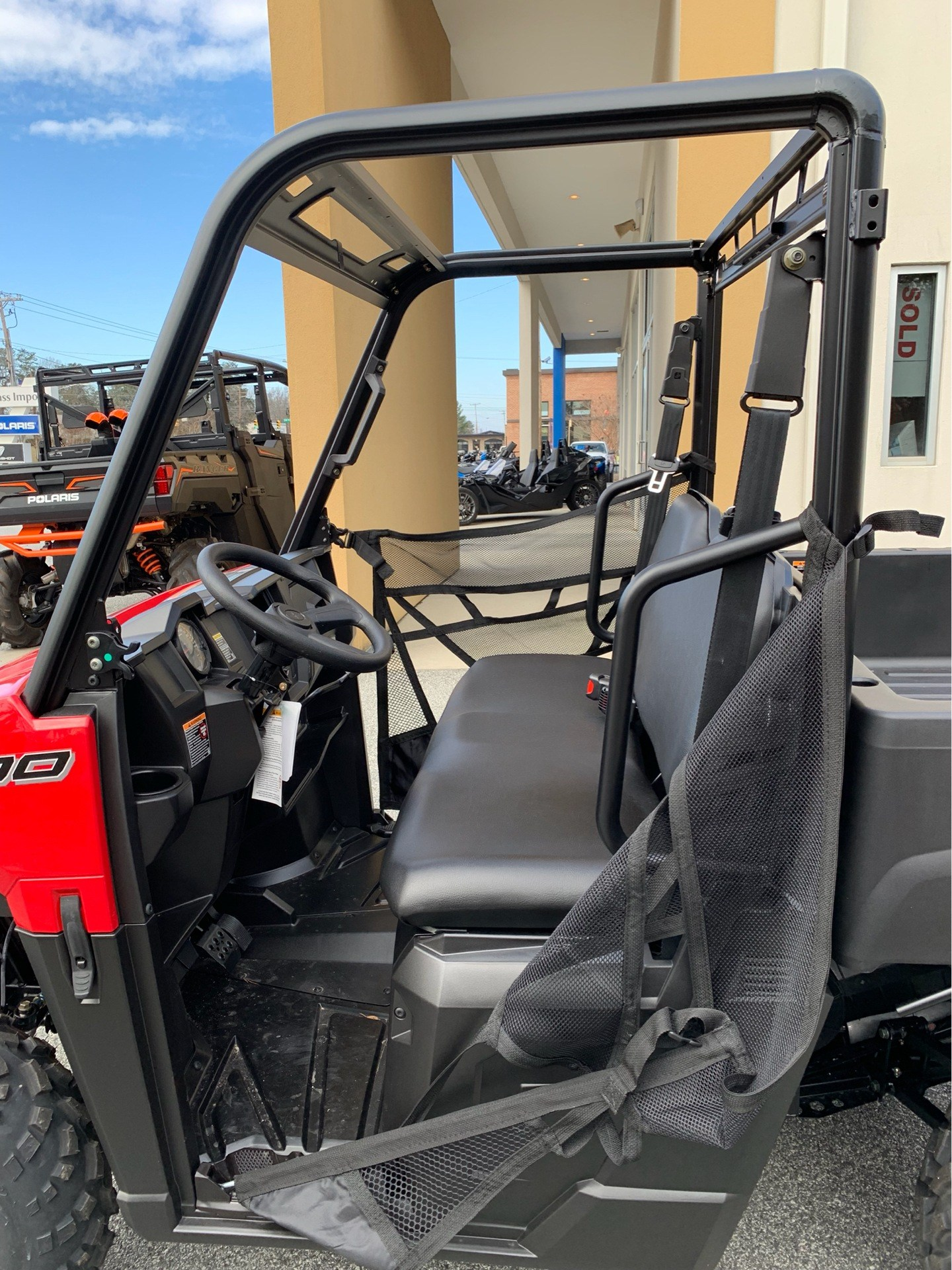 2019 Polaris Ranger 500 in High Point, North Carolina - Photo 11