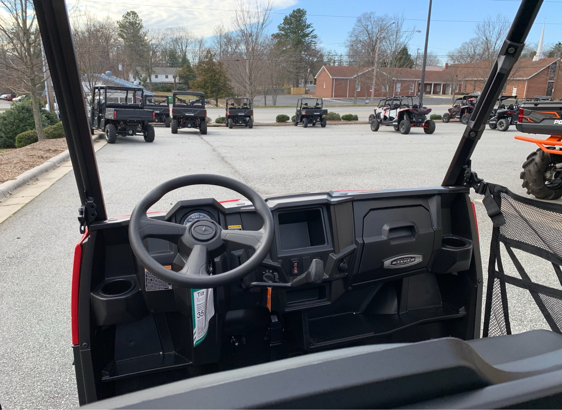 2019 Polaris Ranger 500 in High Point, North Carolina - Photo 13