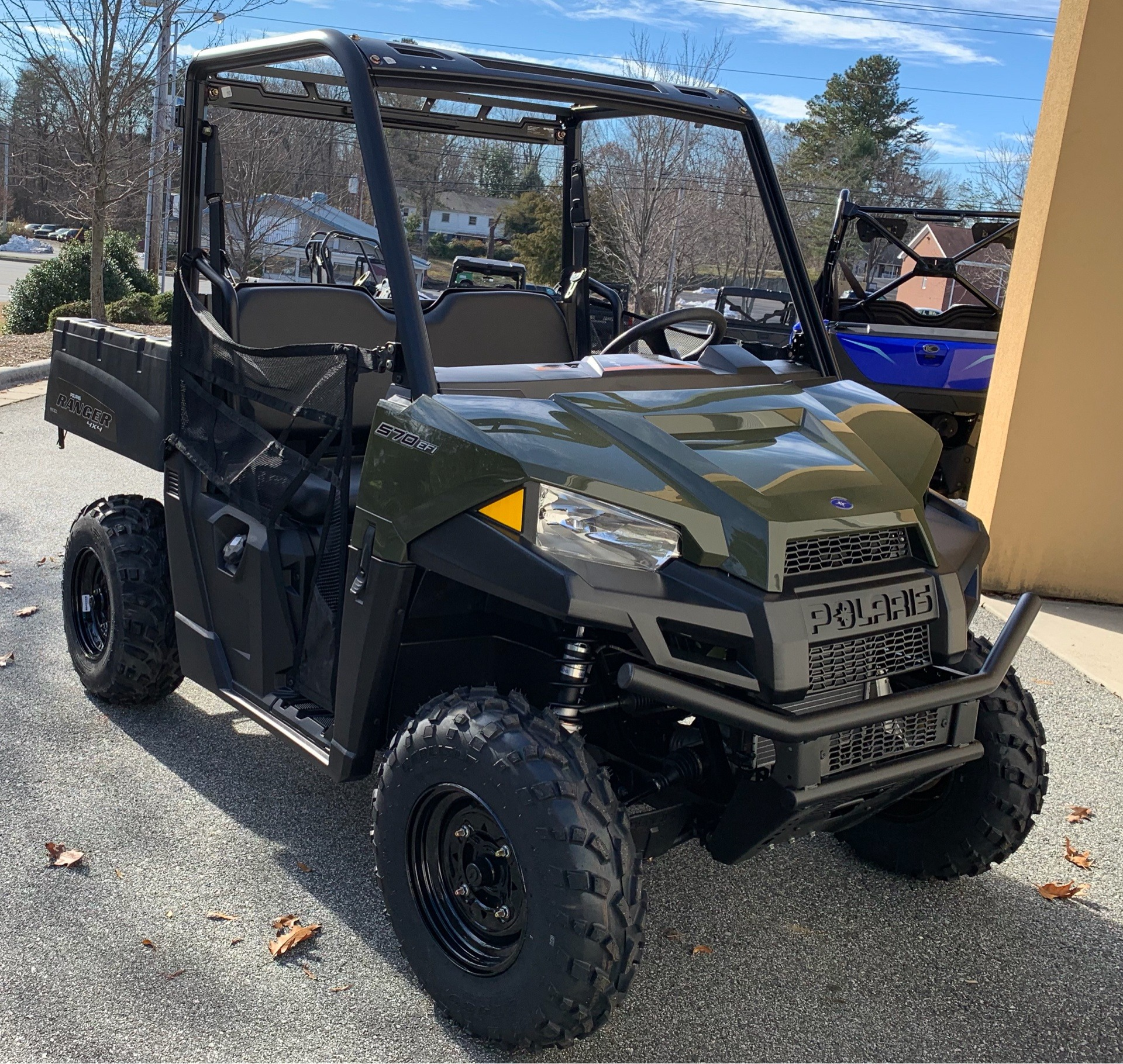 2019 Polaris Ranger 570 in High Point, North Carolina - Photo 1