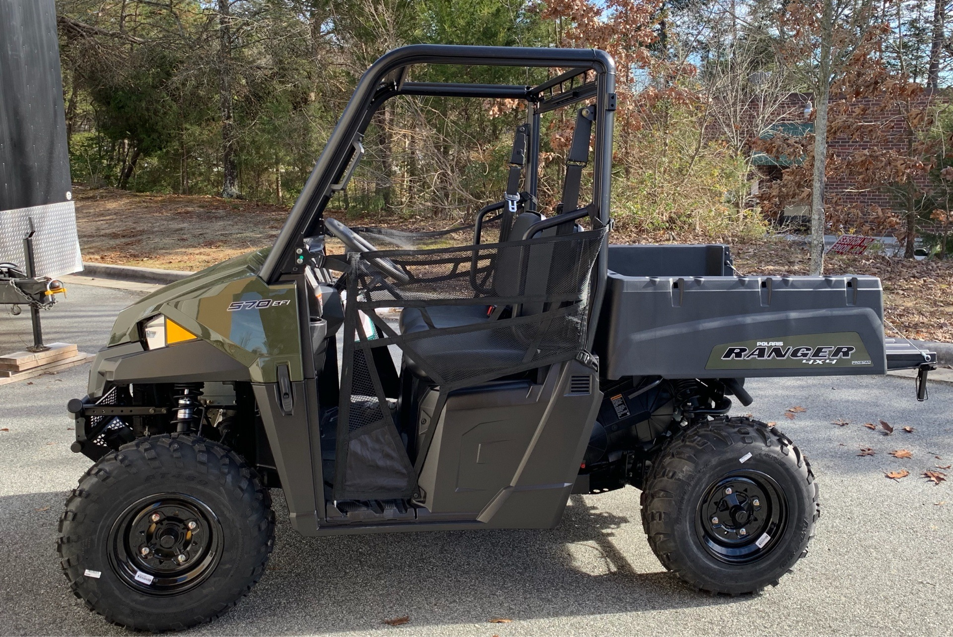 2019 Polaris Ranger 570 in High Point, North Carolina - Photo 5