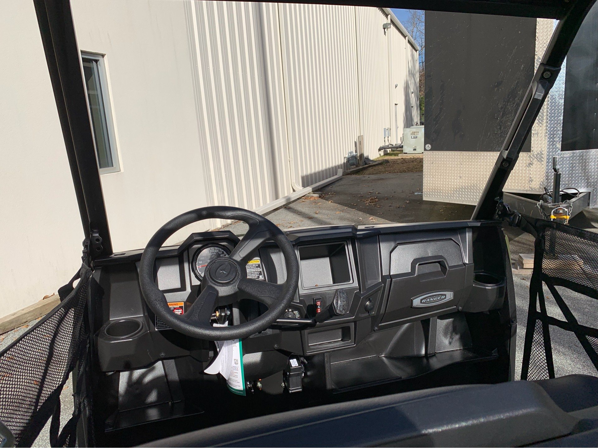 2019 Polaris Ranger 570 in High Point, North Carolina - Photo 8