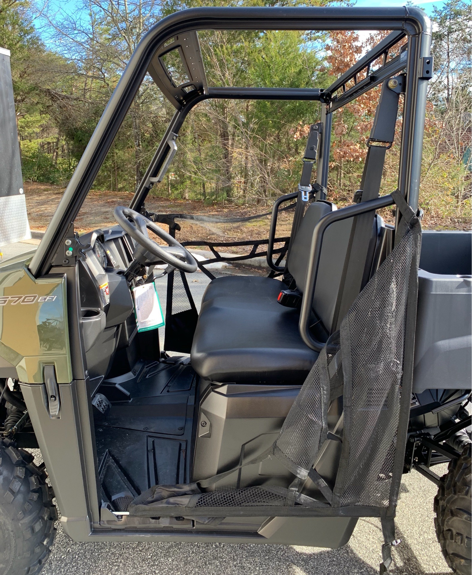 2019 Polaris Ranger 570 in High Point, North Carolina - Photo 12