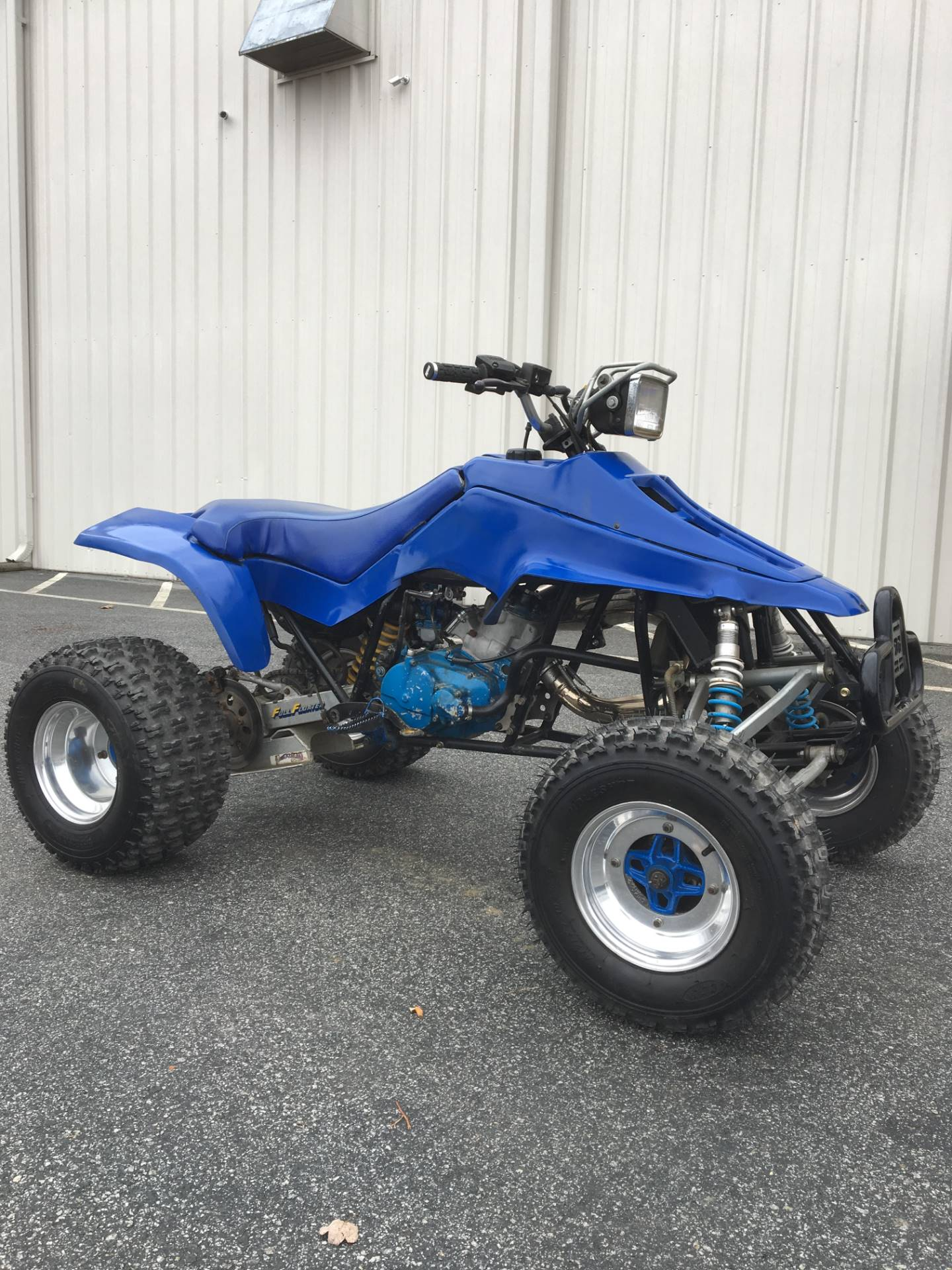 1985 Suzuki Quadzilla-500 in High Point, North Carolina
