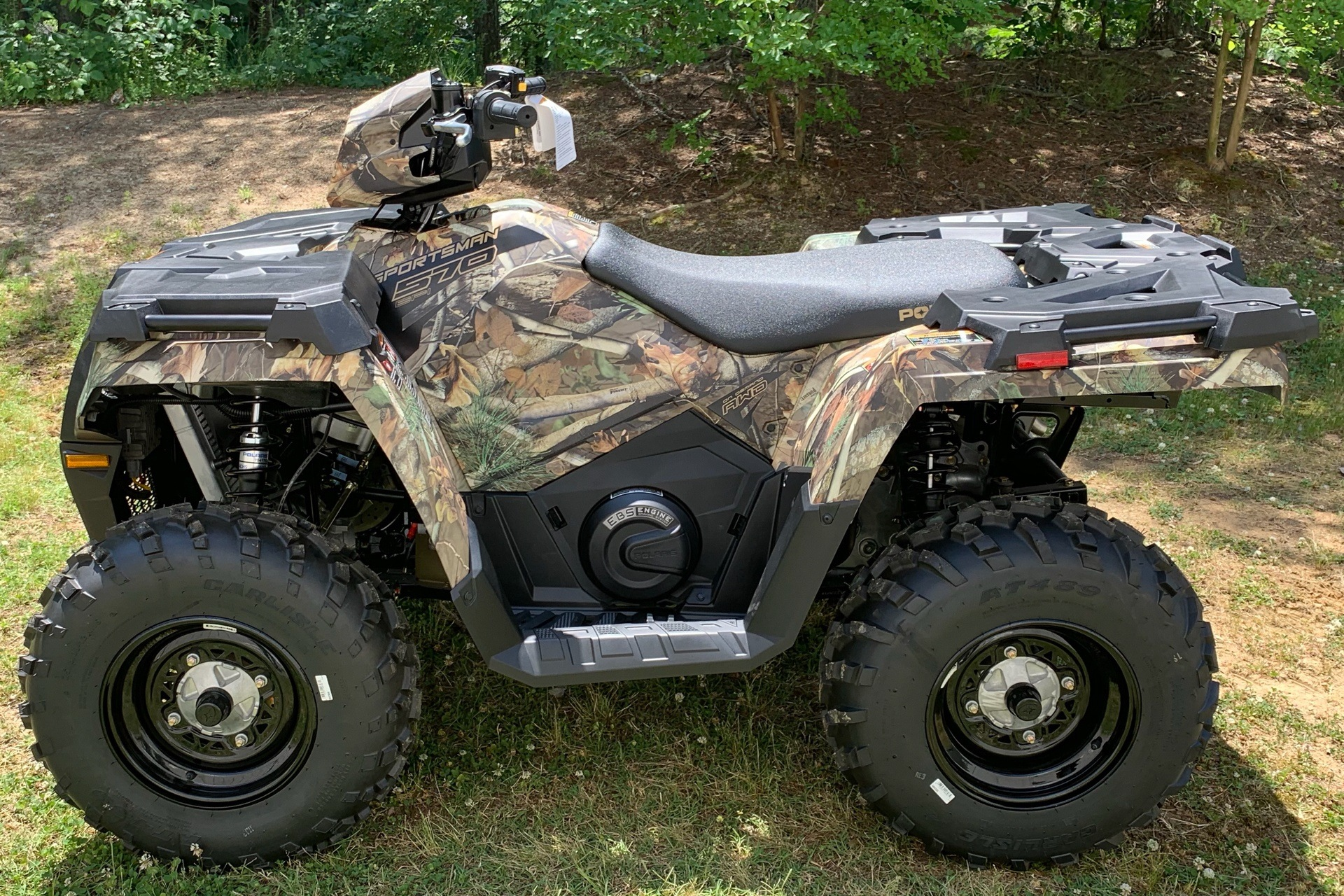 2019 Polaris Sportsman 570 EPS Camo in High Point, North Carolina - Photo 8