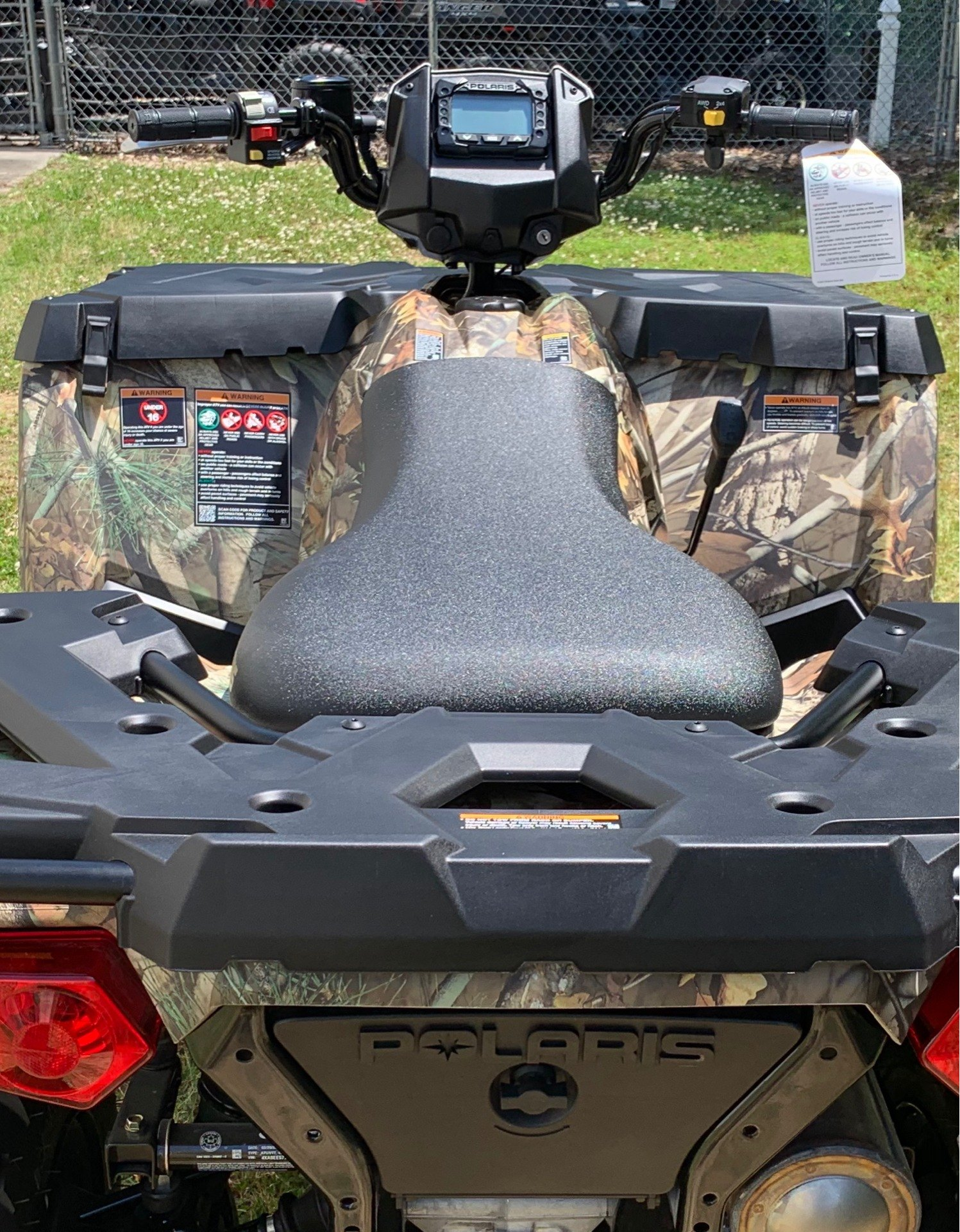 2019 Polaris Sportsman 570 EPS Camo in High Point, North Carolina - Photo 9