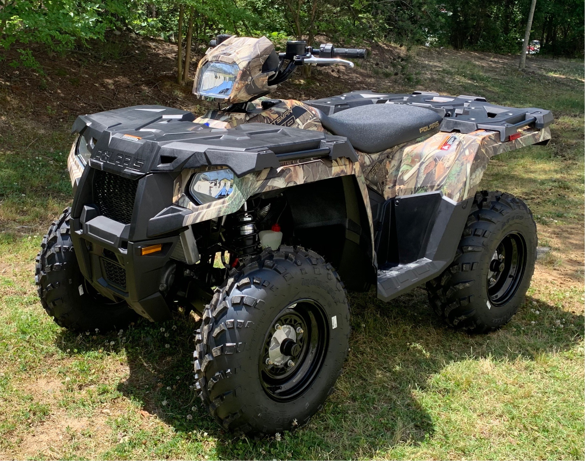 2019 Polaris Sportsman 570 EPS Camo in High Point, North Carolina - Photo 1