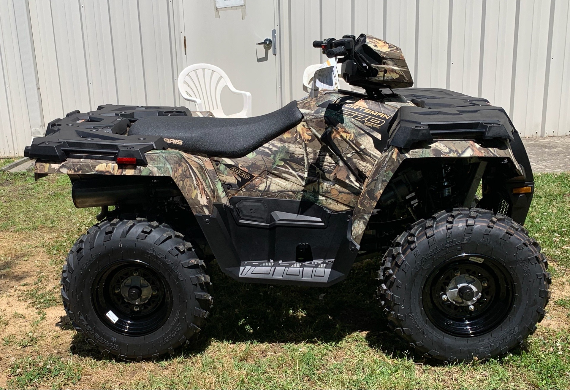 2019 Polaris Sportsman 570 EPS Camo in High Point, North Carolina - Photo 4