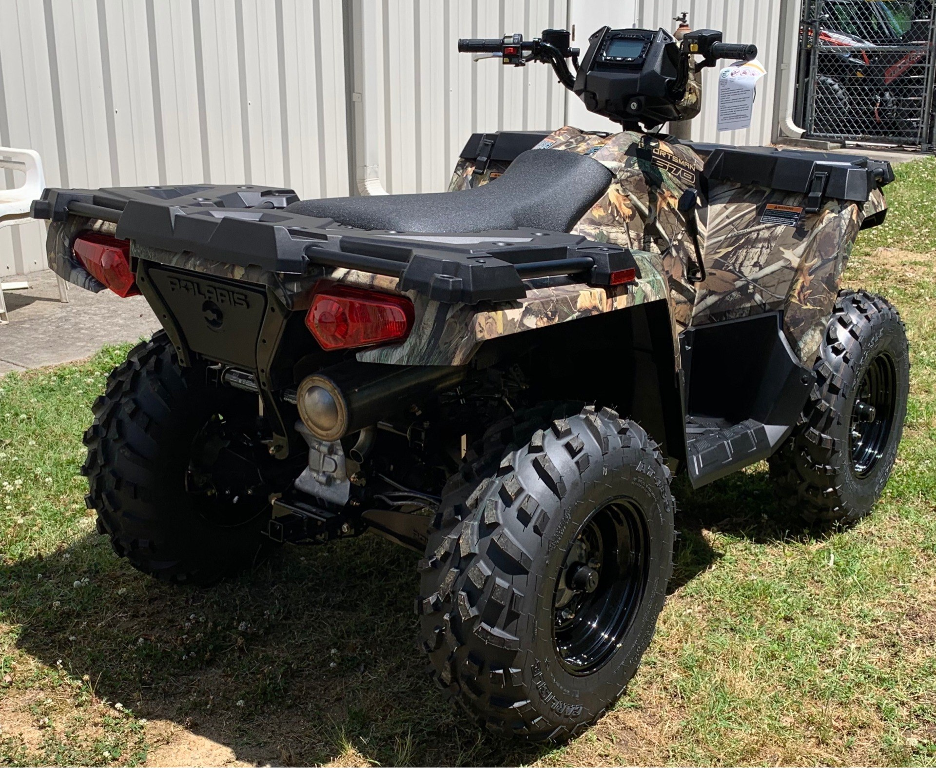 2019 Polaris Sportsman 570 EPS Camo in High Point, North Carolina - Photo 5
