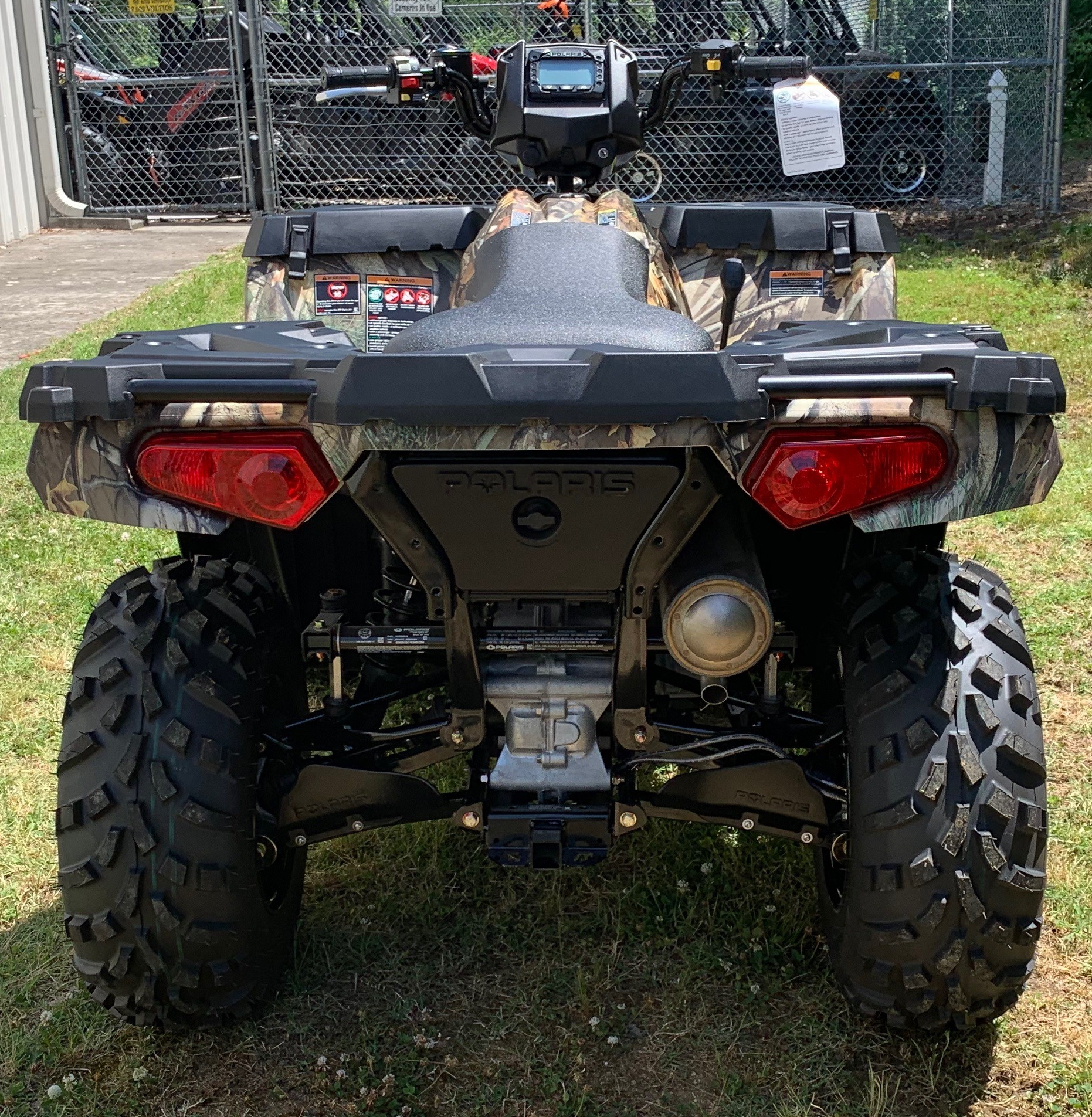 2019 Polaris Sportsman 570 EPS Camo in High Point, North Carolina - Photo 6