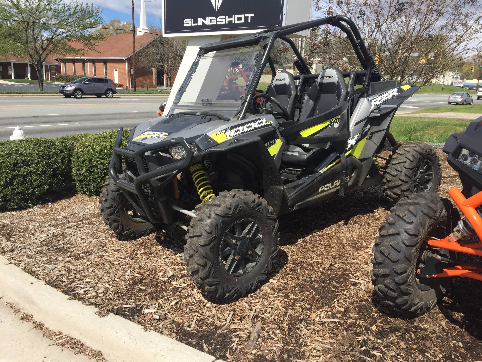 2015 Polaris RZR® XP 1000 EPS in High Point, North Carolina