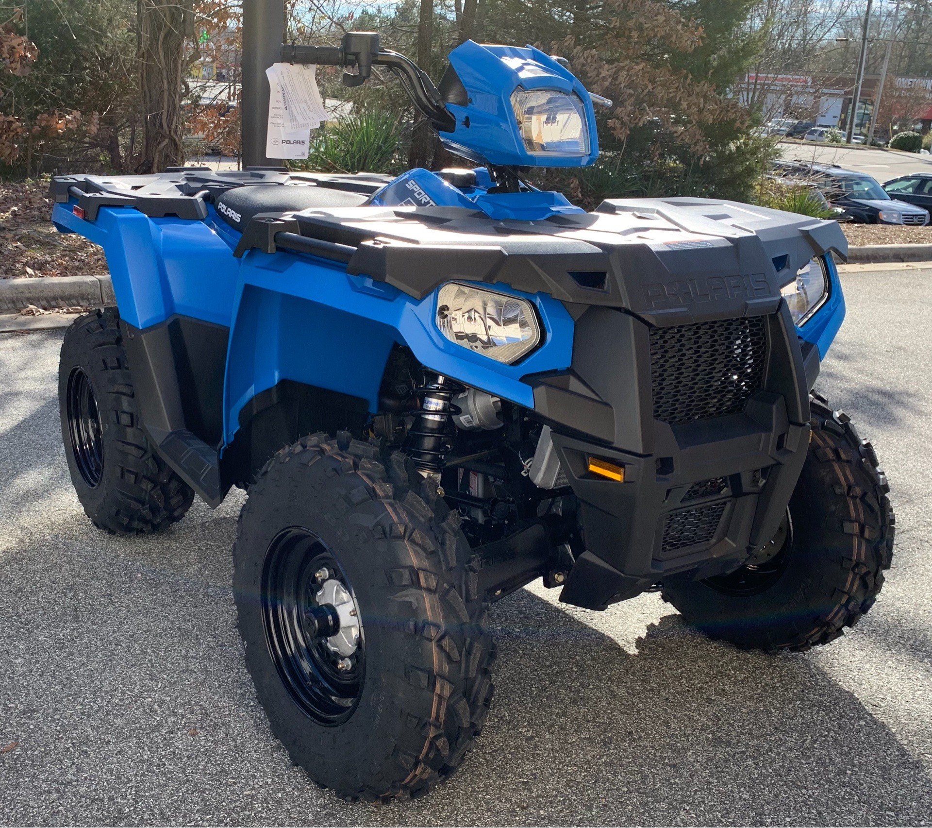 2019 Polaris Sportsman 570 EPS in High Point, North Carolina - Photo 4