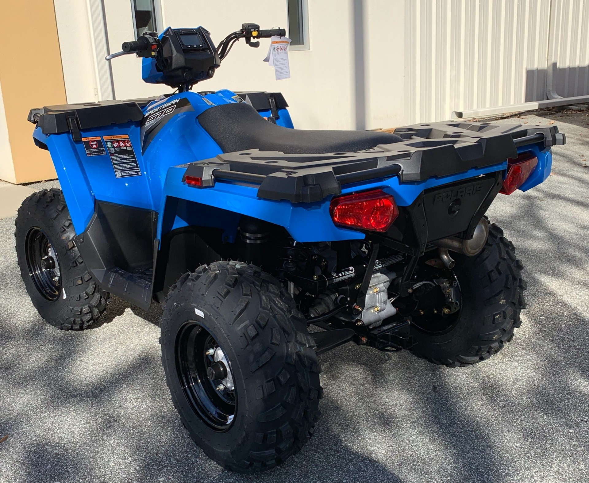 2019 Polaris Sportsman 570 EPS in High Point, North Carolina - Photo 6