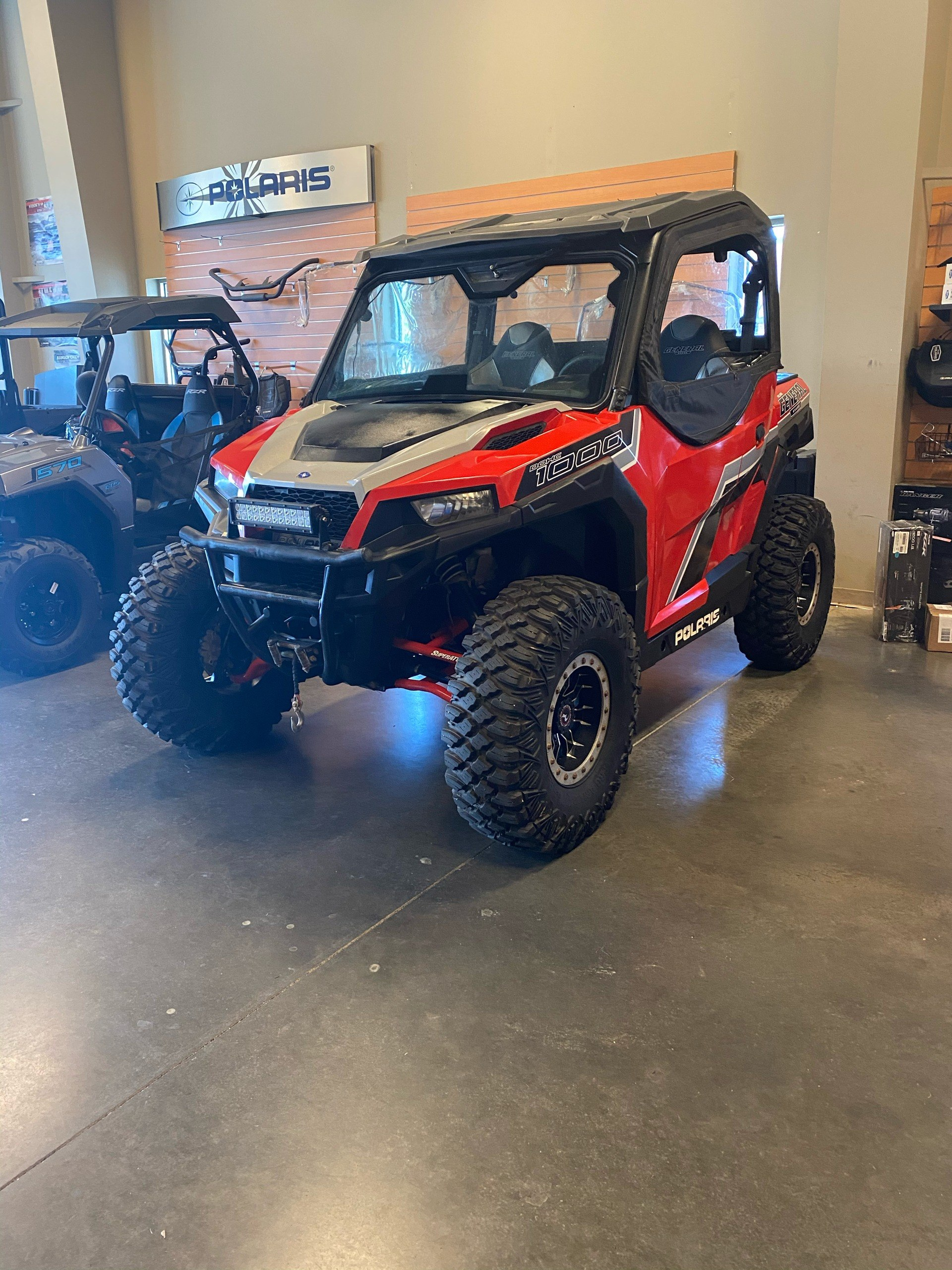 2019 Polaris General 1000 EPS Premium in High Point, North Carolina - Photo 1