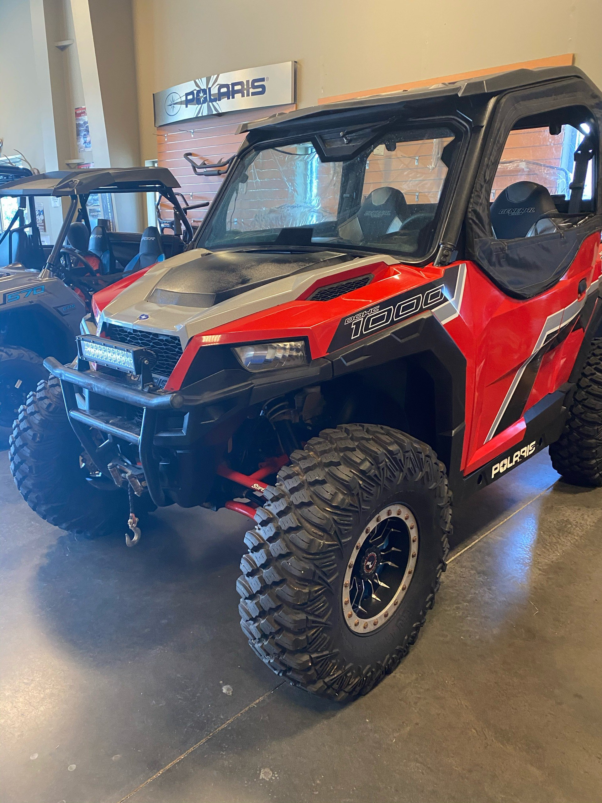 2019 Polaris General 1000 EPS Premium in High Point, North Carolina - Photo 2