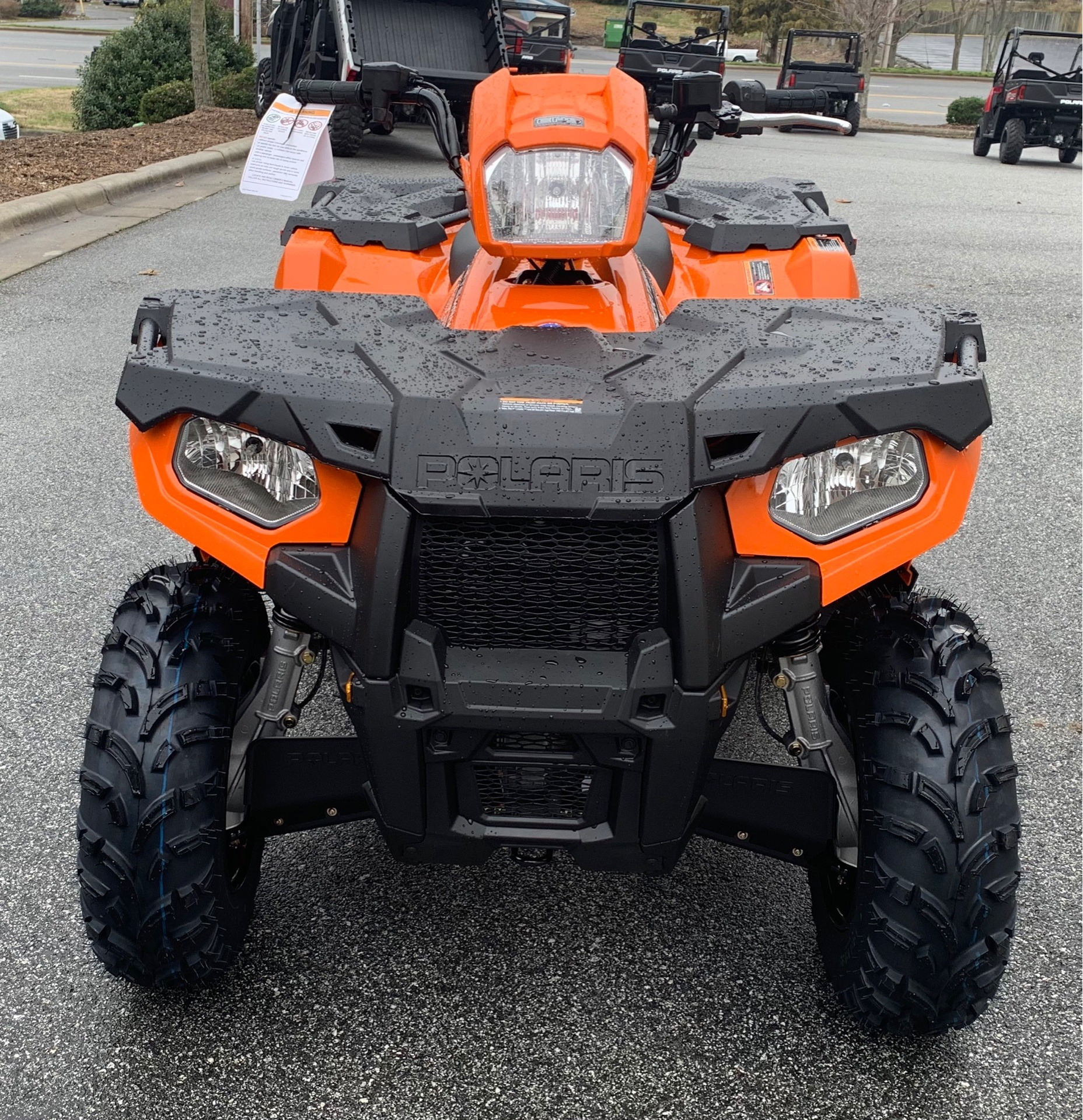 2019 Polaris Sportsman 450 H.O. EPS LE in High Point, North Carolina - Photo 2