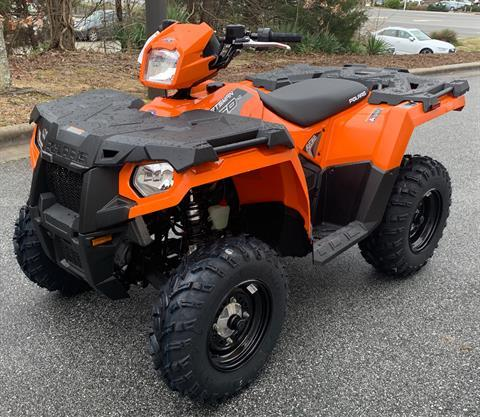 2019 Polaris Sportsman 450 H.O. EPS LE in High Point, North Carolina
