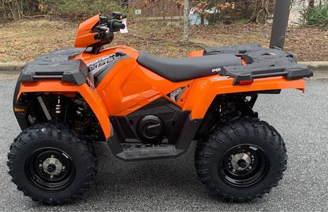 2019 Polaris Sportsman 450 H.O. EPS LE in High Point, North Carolina - Photo 3