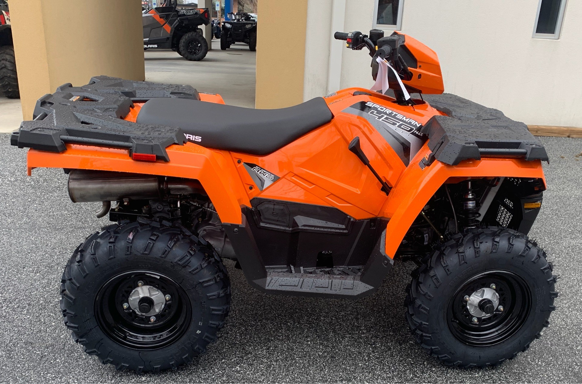 2019 Polaris Sportsman 450 H.O. EPS LE in High Point, North Carolina - Photo 7