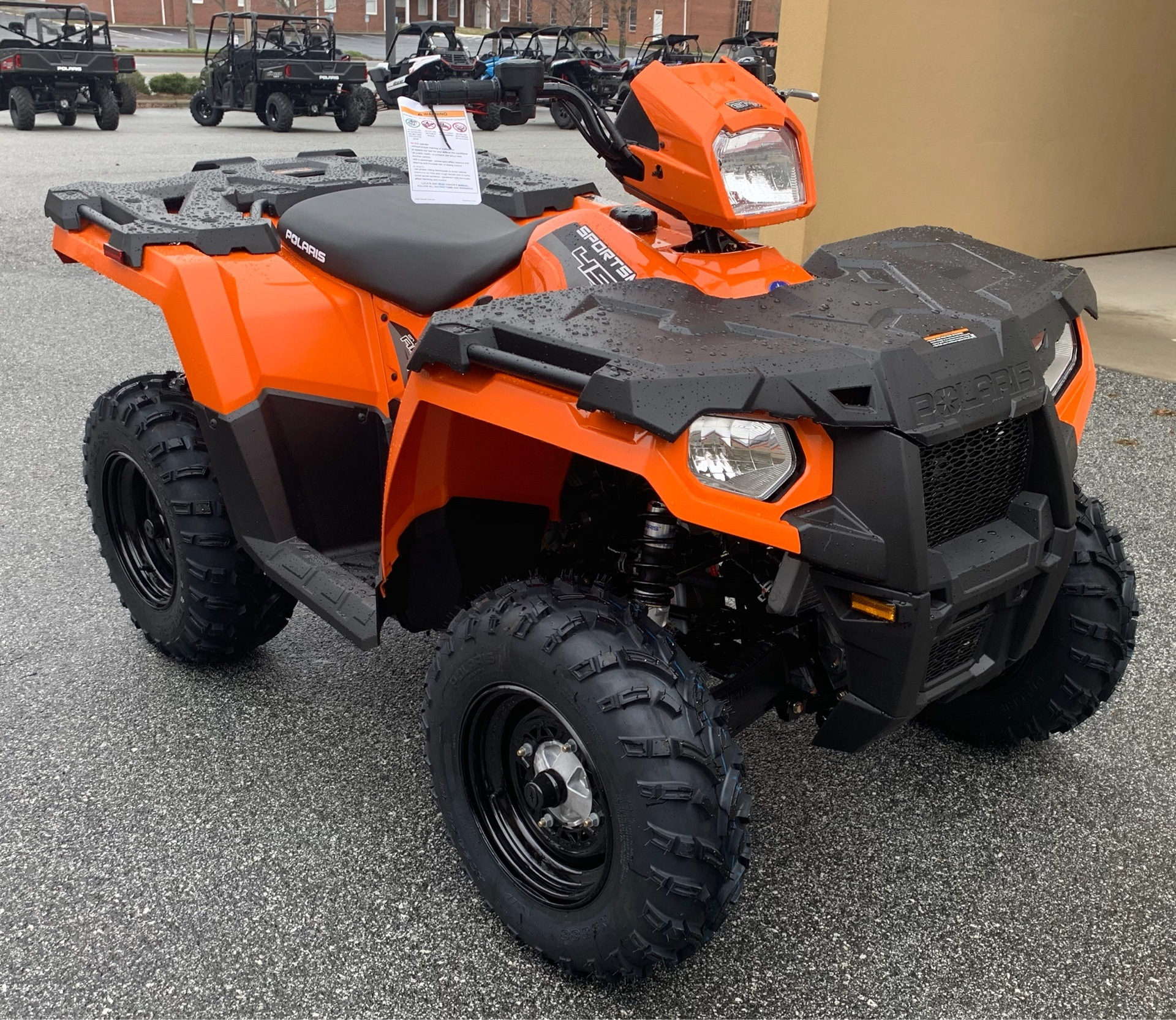 2019 Polaris Sportsman 450 H.O. EPS LE in High Point, North Carolina - Photo 8