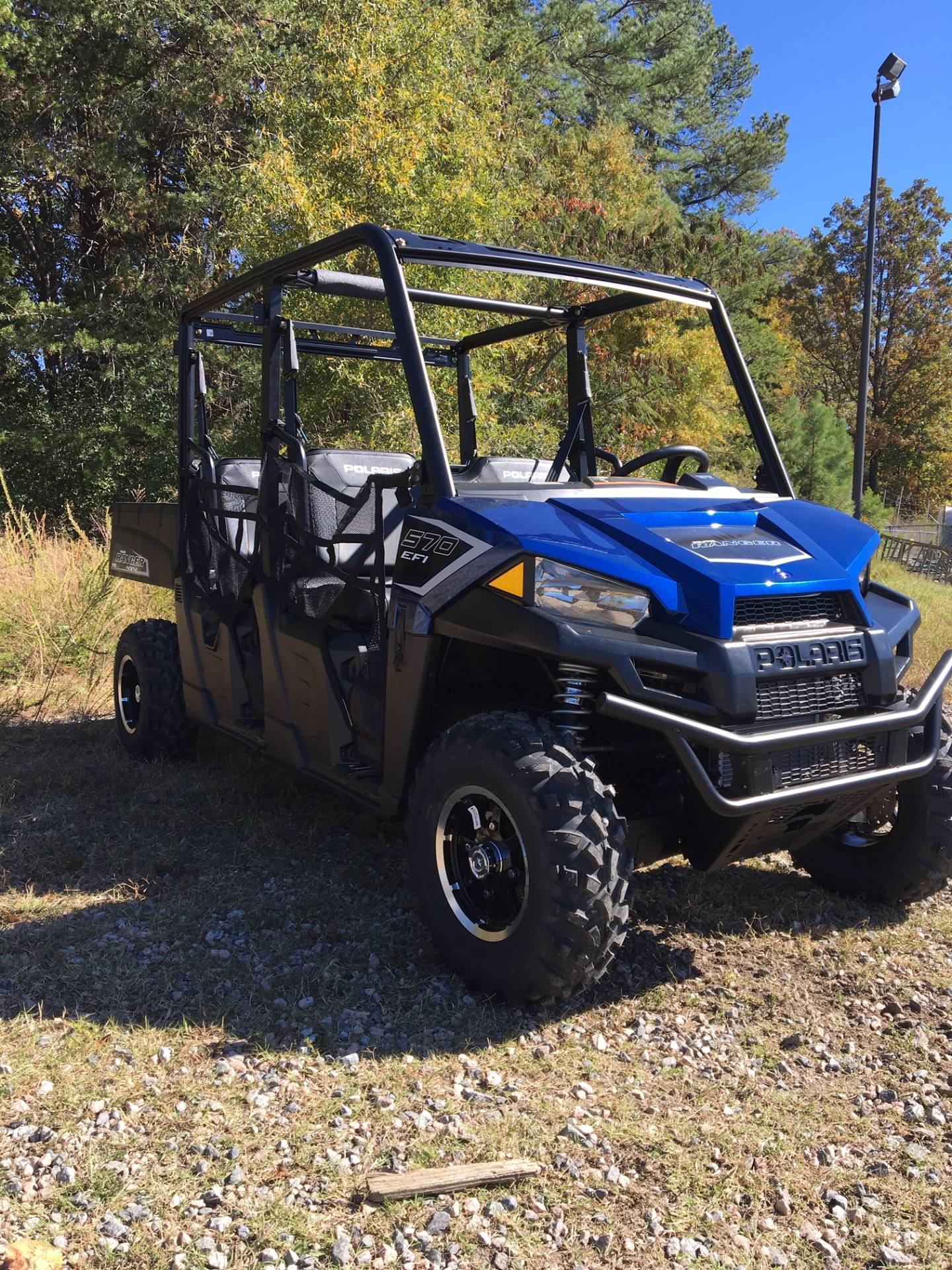 2018 Polaris Ranger Crew 570-4 EPS in High Point, North Carolina