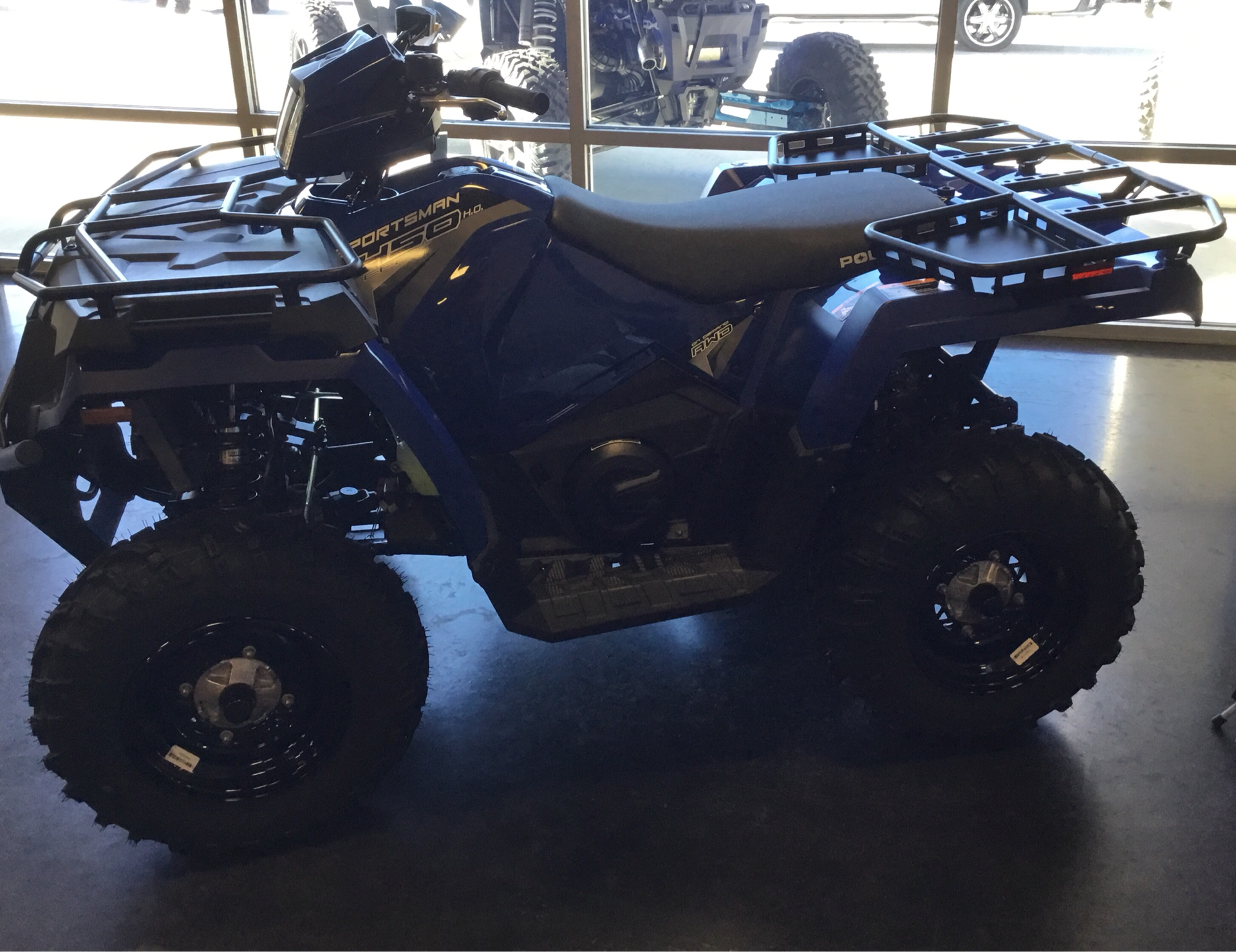 2020 Polaris Sportsman 450 H.O. Utility Package in High Point, North Carolina - Photo 4