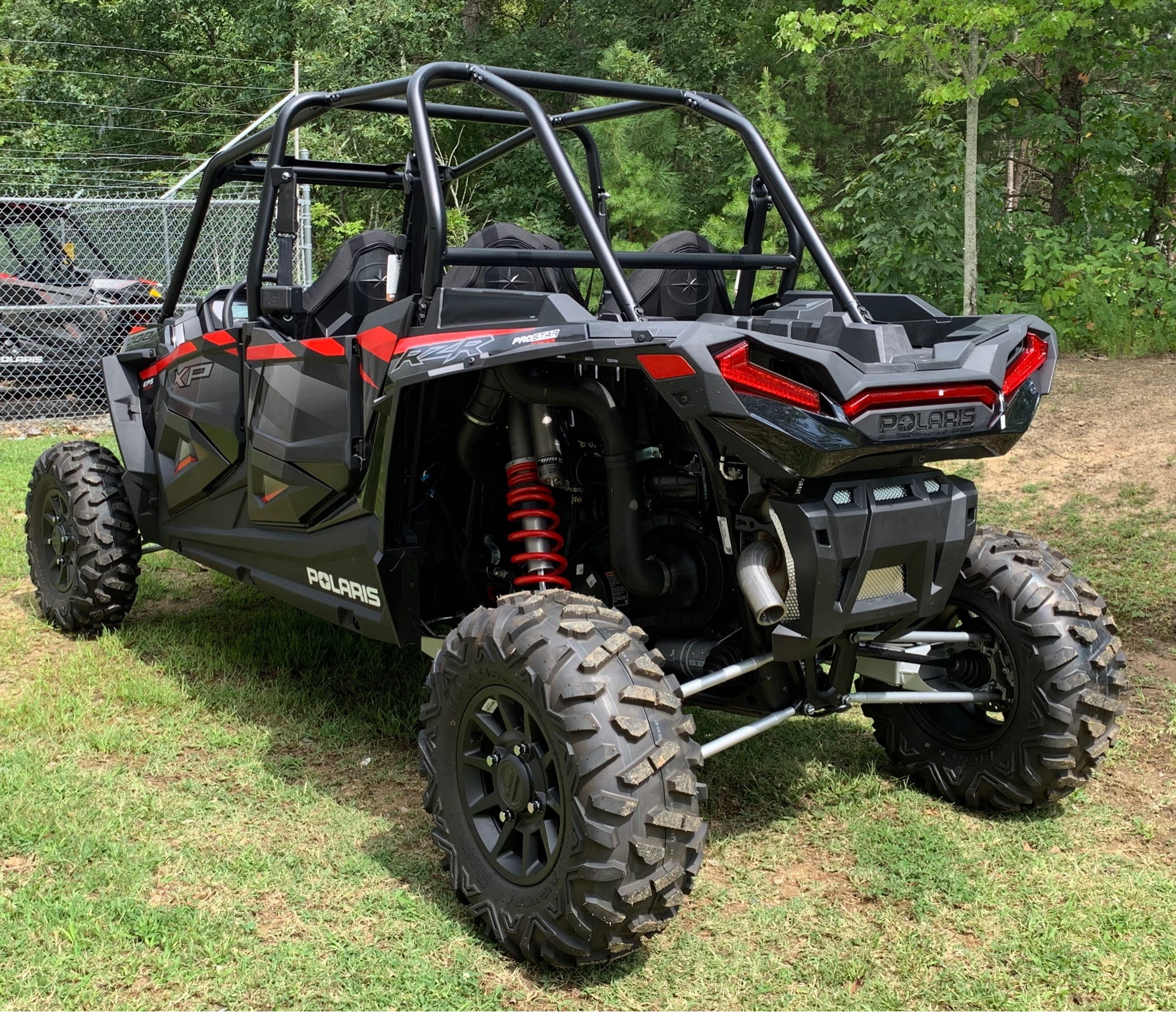 2019 Polaris RZR XP 4 1000 EPS Ride Command Edition in High Point, North Carolina - Photo 7
