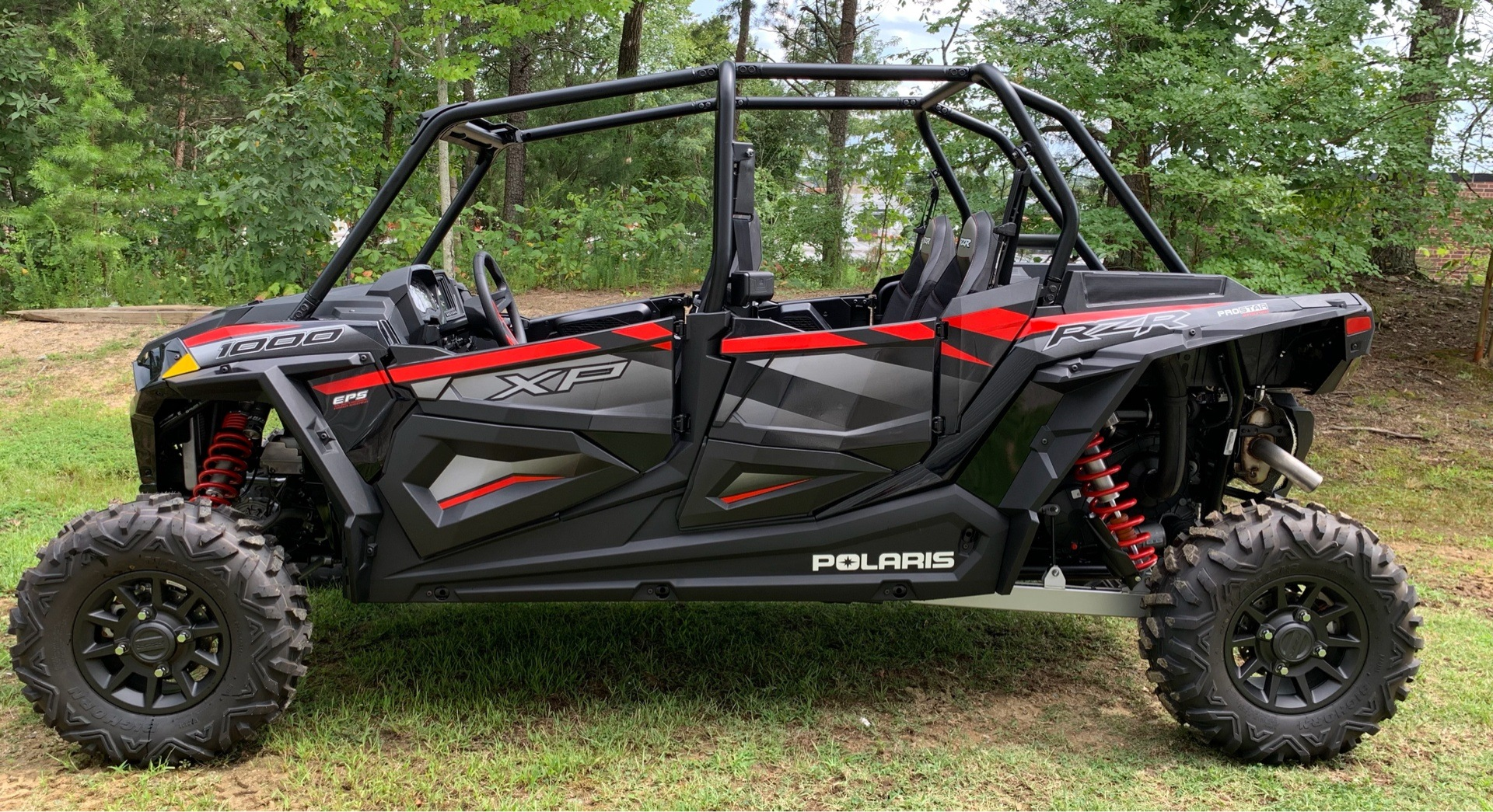 2019 Polaris RZR XP 4 1000 EPS Ride Command Edition in High Point, North Carolina - Photo 8