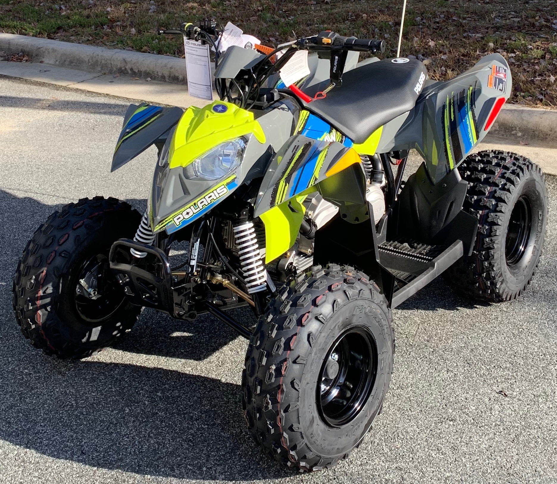 2019 Polaris Outlaw 110 in High Point, North Carolina - Photo 1