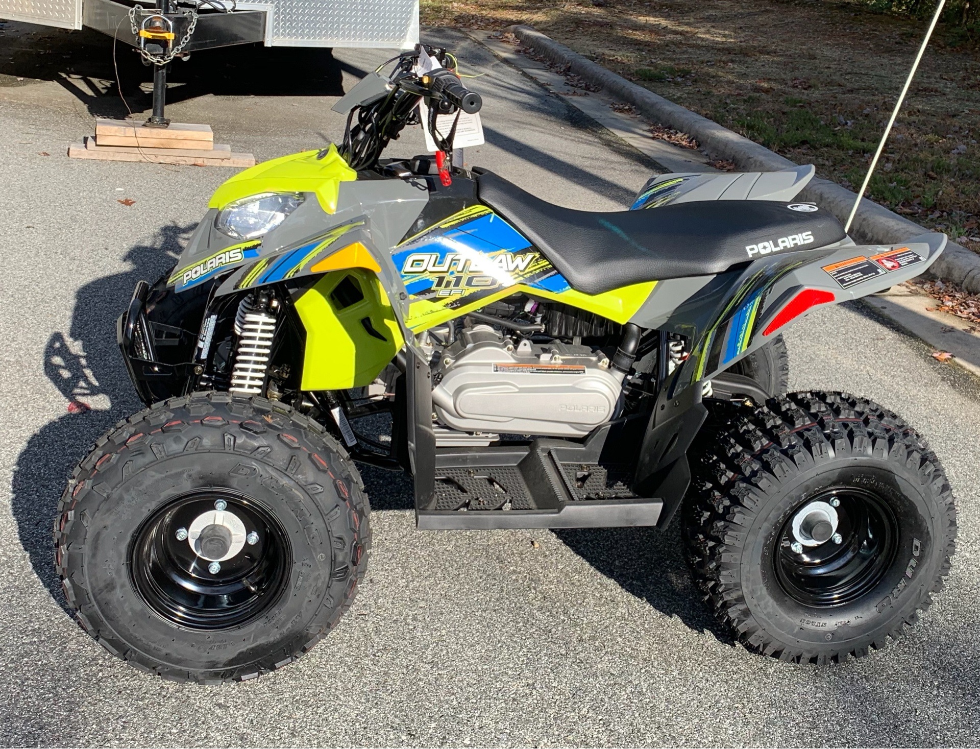 2019 Polaris Outlaw 110 in High Point, North Carolina - Photo 7