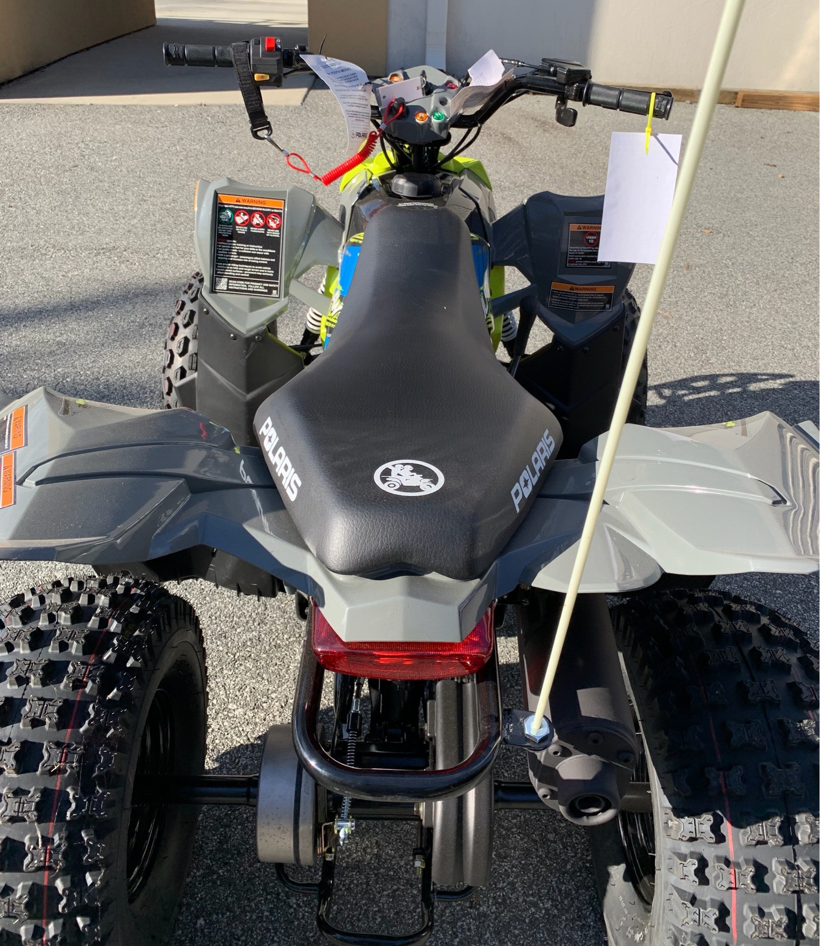 2019 Polaris Outlaw 110 in High Point, North Carolina - Photo 9