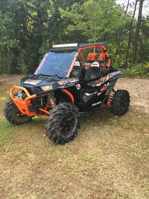 2015 Polaris RZR® XP 1000 EPS High Lifter Edition in High Point, North Carolina