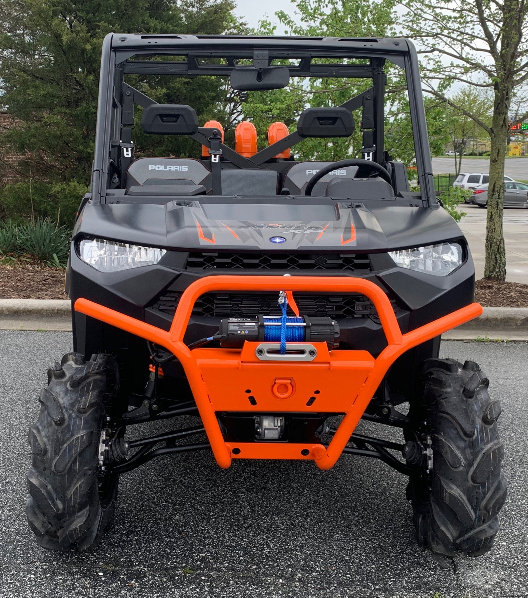 2019 Polaris Ranger XP 1000 EPS High Lifter Edition in High Point, North Carolina