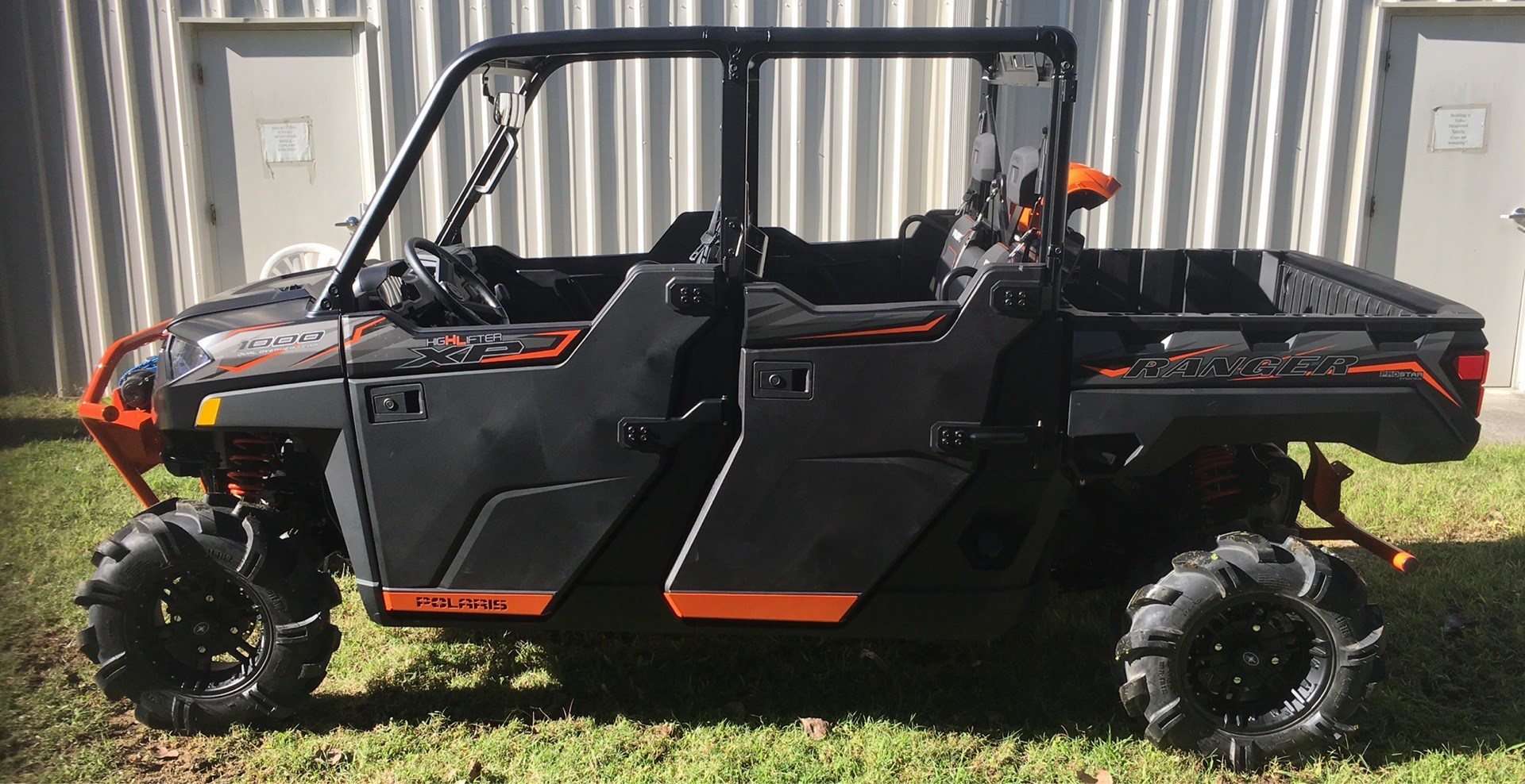 2019 Polaris Ranger Crew XP 1000 EPS High Lifter Edition in High Point, North Carolina - Photo 5