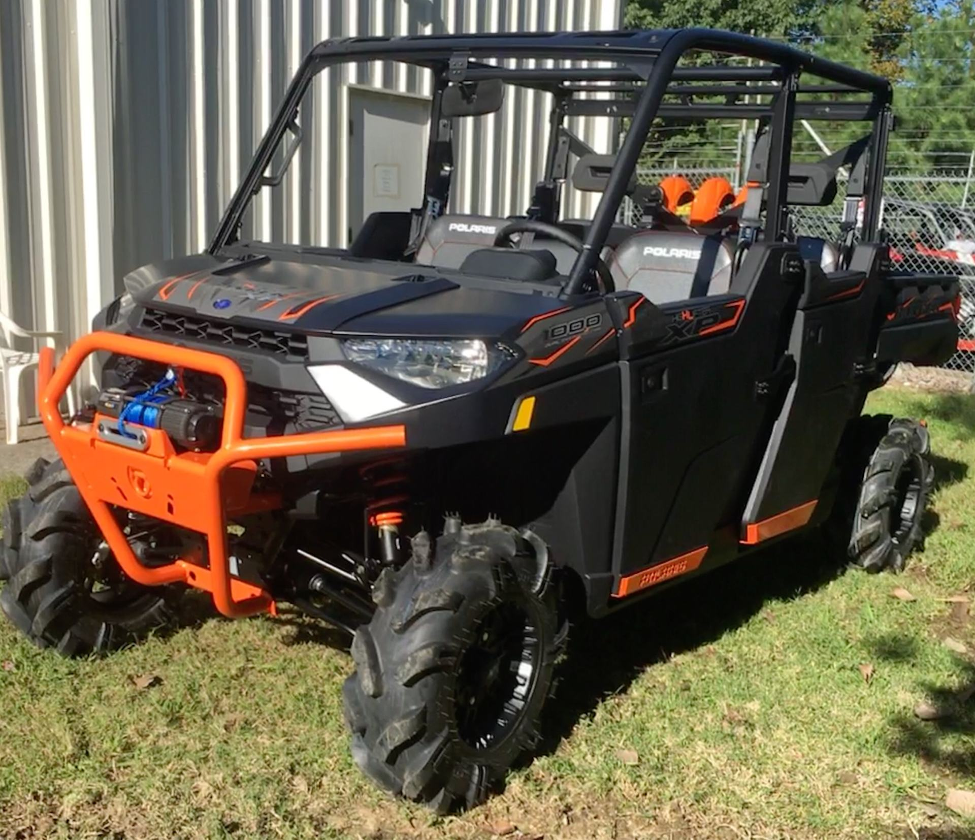 2019 Polaris Ranger Crew XP 1000 EPS High Lifter Edition in High Point, North Carolina - Photo 1