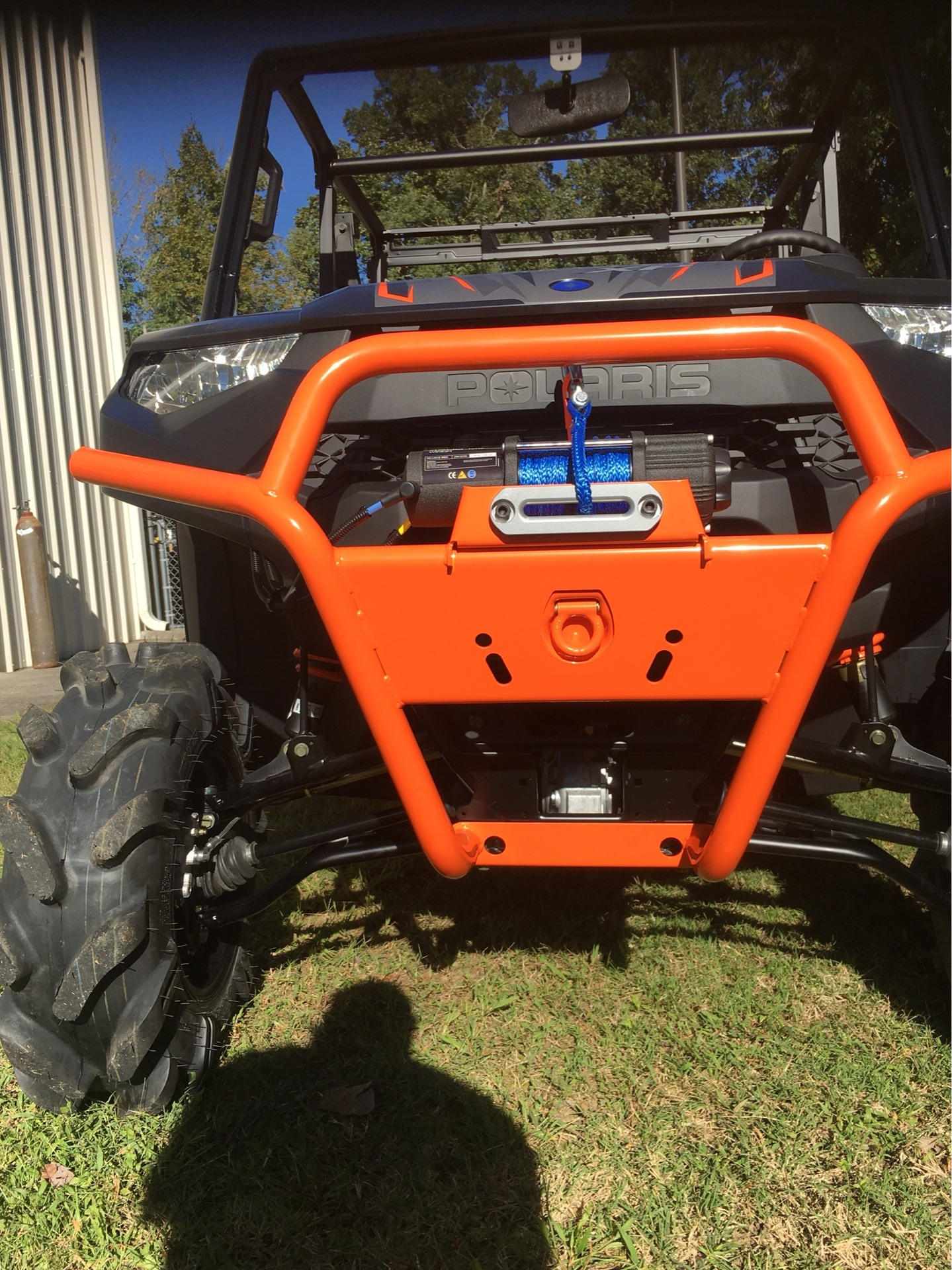 2019 Polaris Ranger Crew XP 1000 EPS High Lifter Edition in High Point, North Carolina - Photo 4