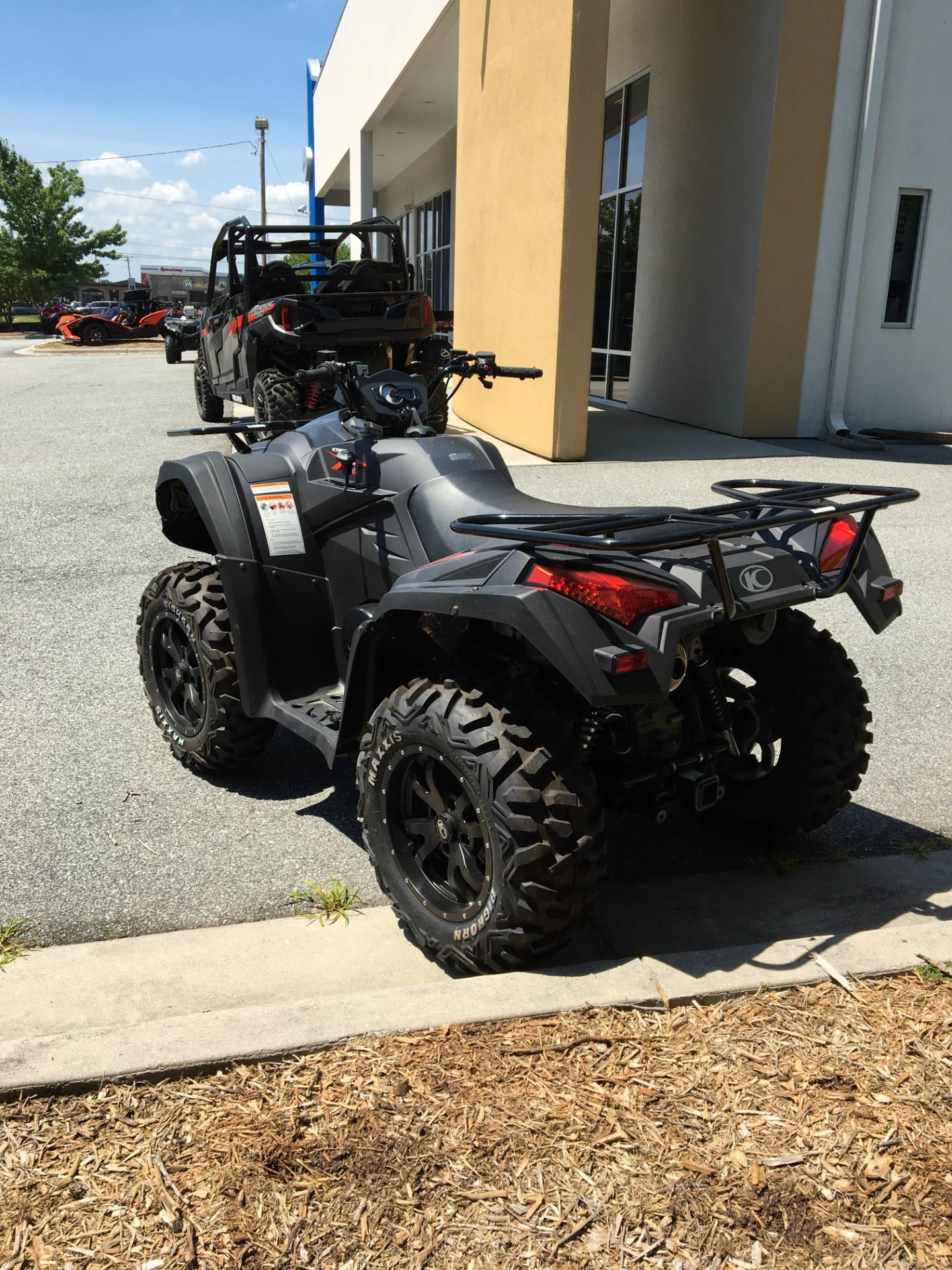 2018 Kymco MXU 700i LE Prime in High Point, North Carolina