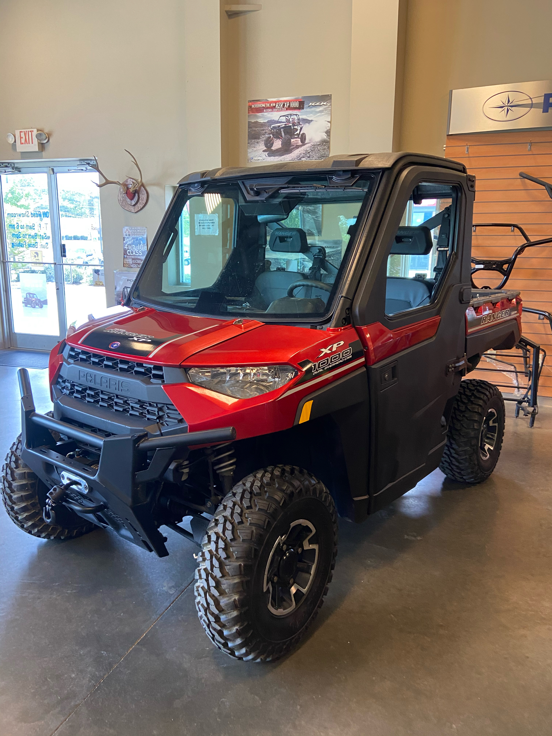 2018 Polaris Ranger XP 1000 EPS Northstar Edition in High Point, North Carolina - Photo 2