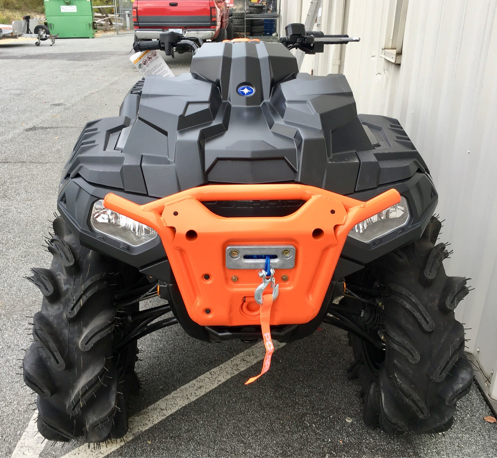 2019 Polaris Sportsman XP 1000 High Lifter Edition in High Point, North Carolina