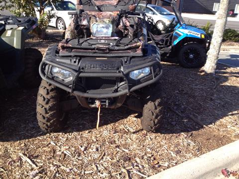 2012 Polaris Sportsman XP® 850 H.O. EPS Browning® LE in High Point, North Carolina - Photo 3