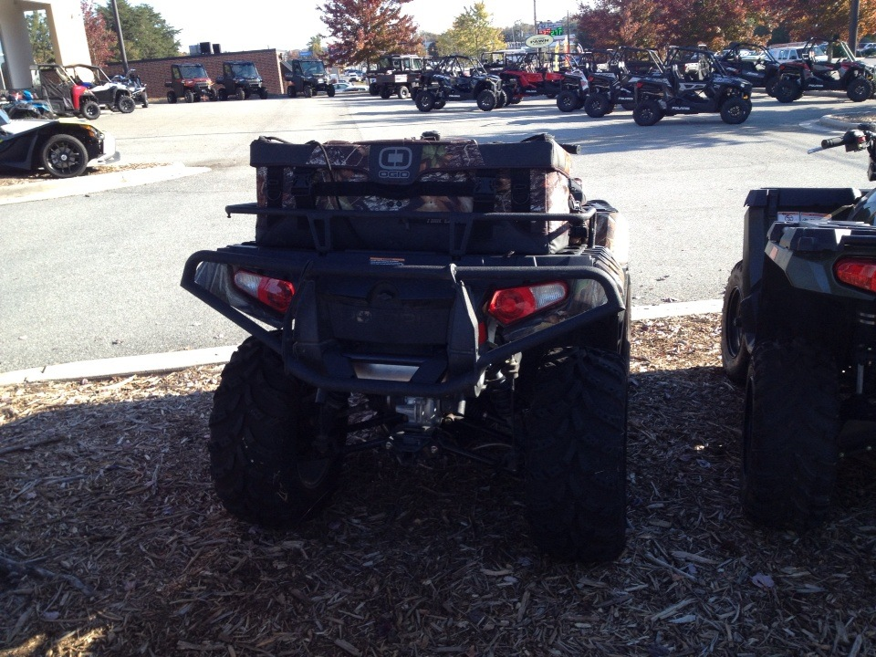 2012 Polaris Sportsman XP® 850 H.O. EPS Browning® LE in High Point, North Carolina - Photo 5