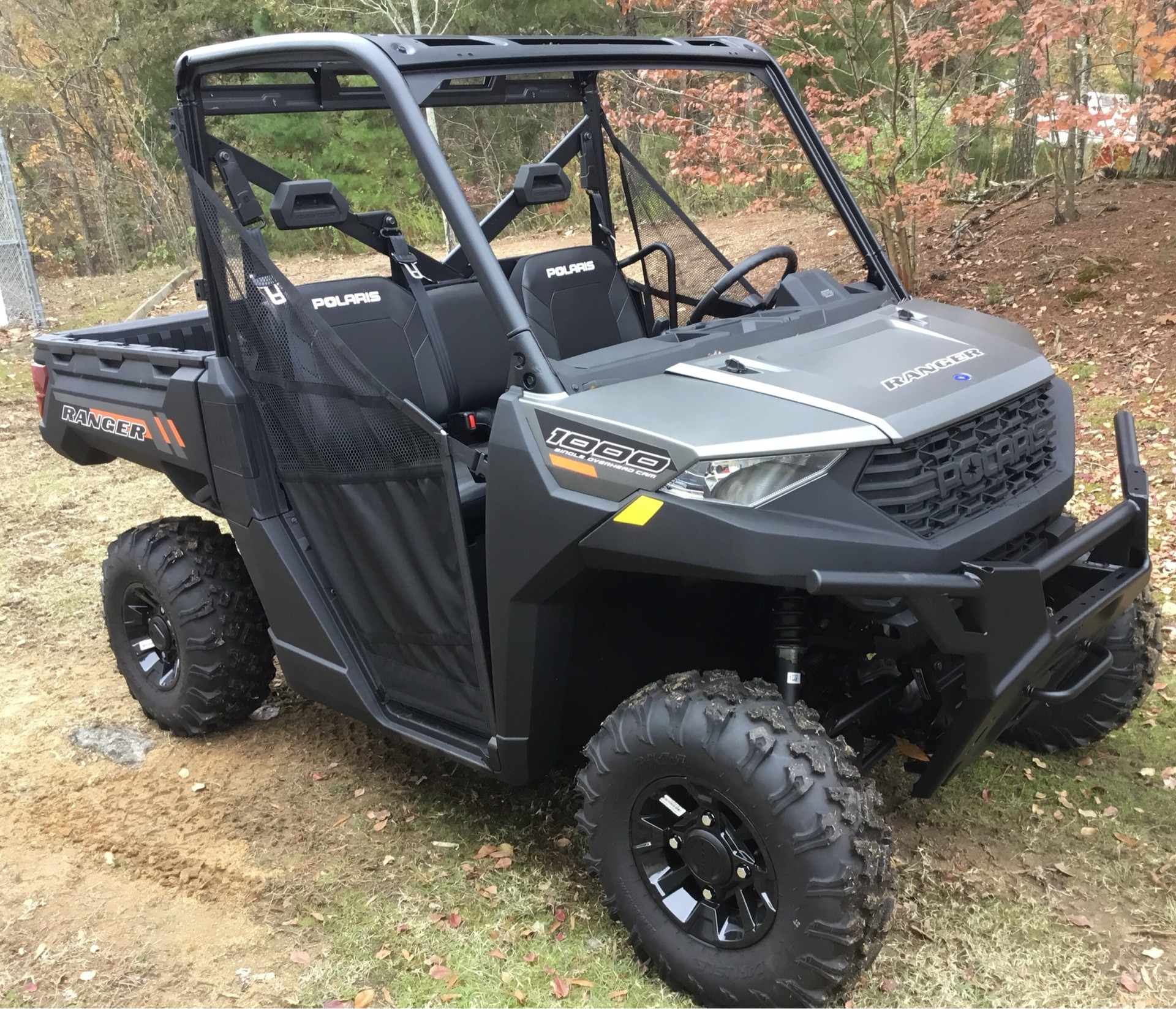 2020 Polaris Ranger 1000 Premium in High Point, North Carolina - Photo 3