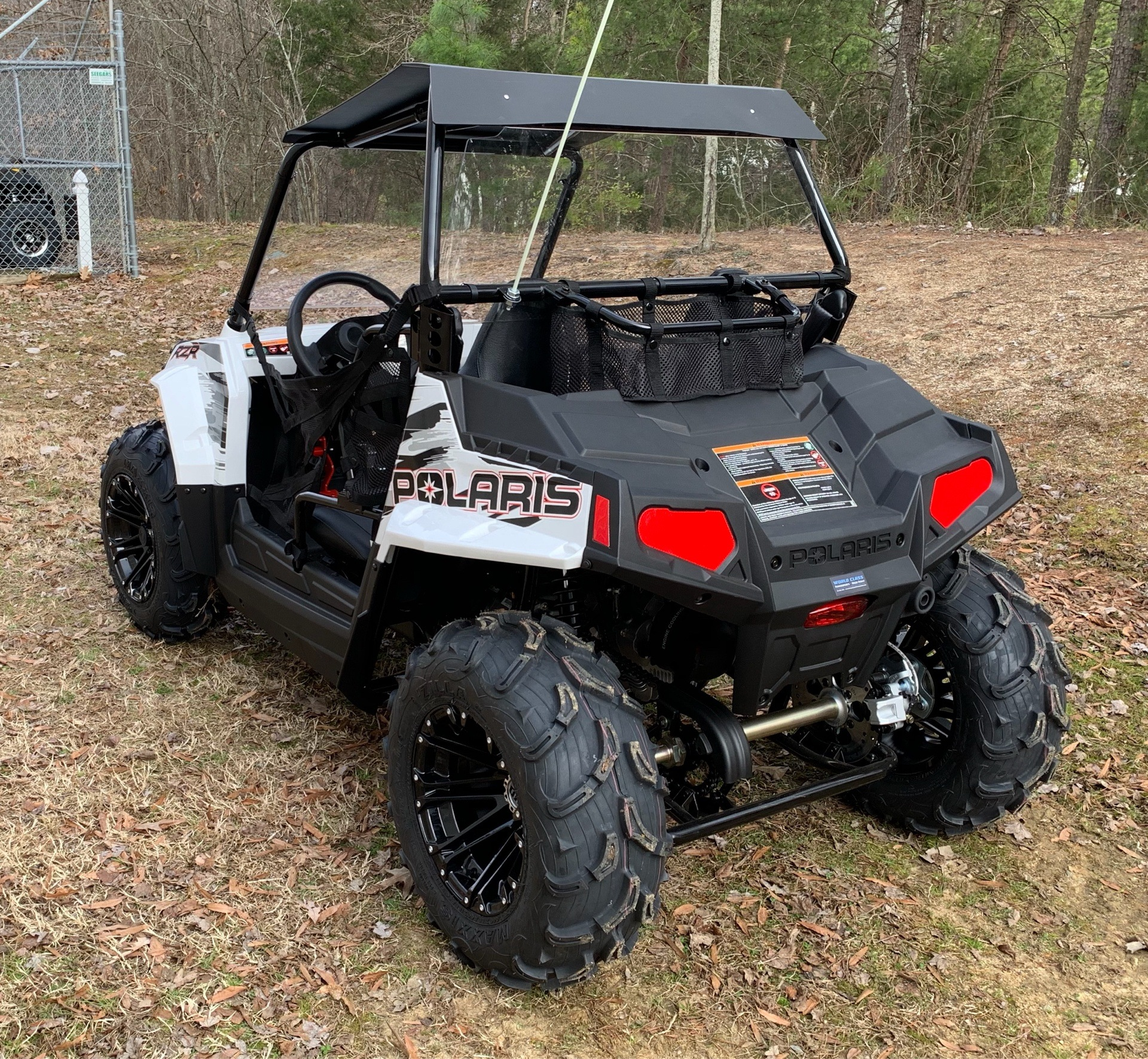 2019 Polaris RZR 170 EFI in High Point, North Carolina - Photo 7