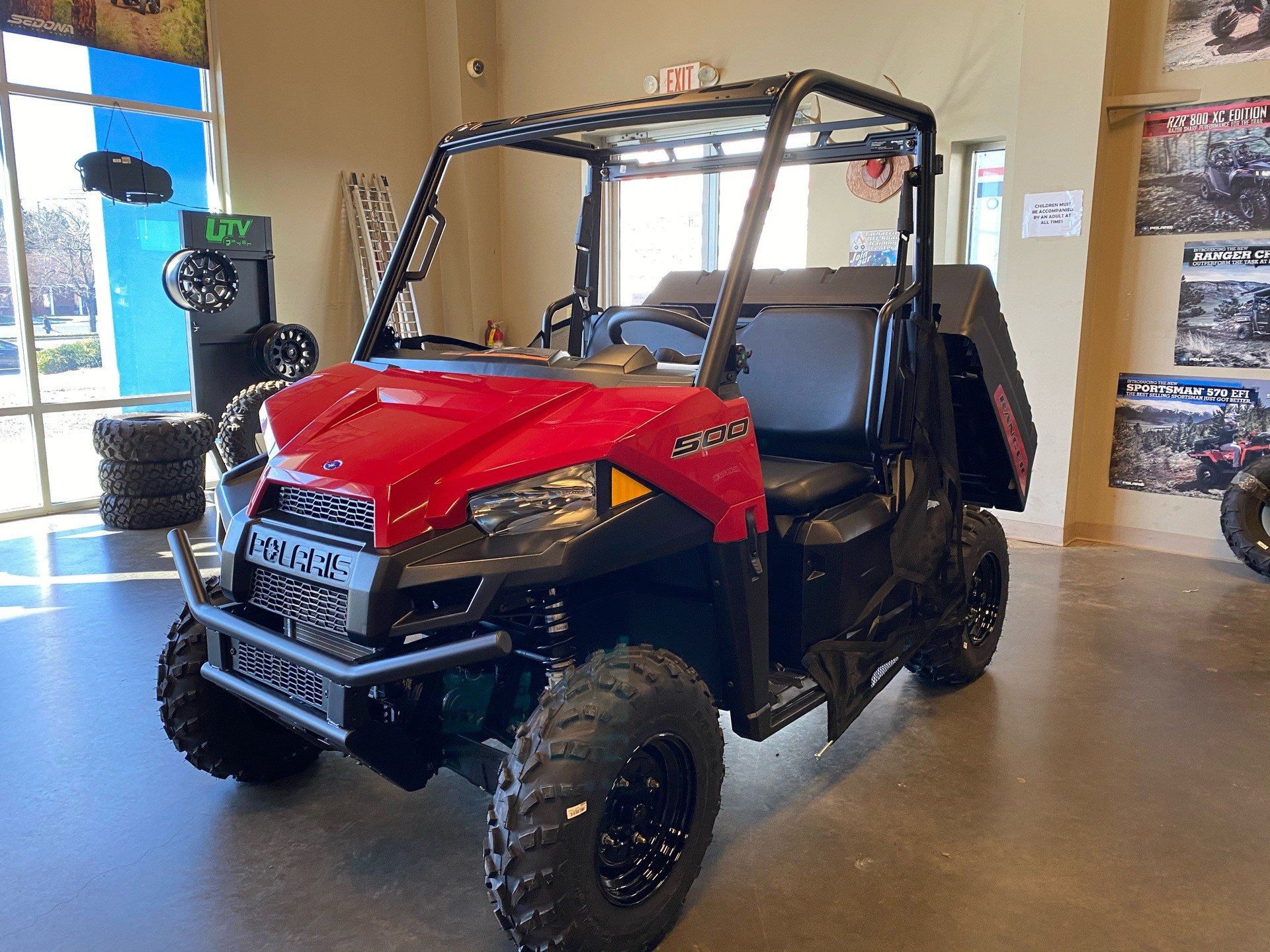 2021 Polaris Ranger 500 in High Point, North Carolina - Photo 1