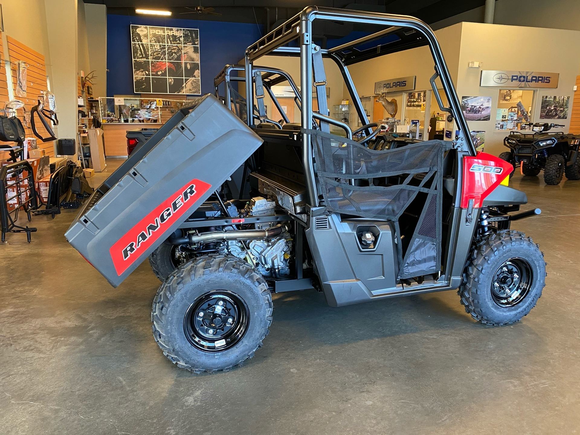 2021 Polaris Ranger 500 in High Point, North Carolina - Photo 2