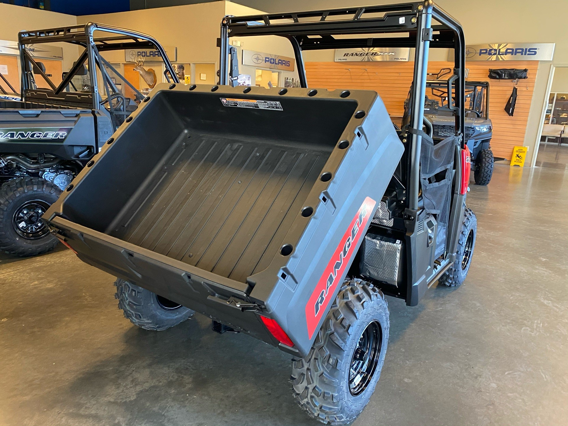 2021 Polaris Ranger 500 in High Point, North Carolina - Photo 3