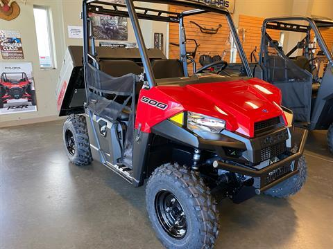 2021 Polaris Ranger 500 in High Point, North Carolina - Photo 4