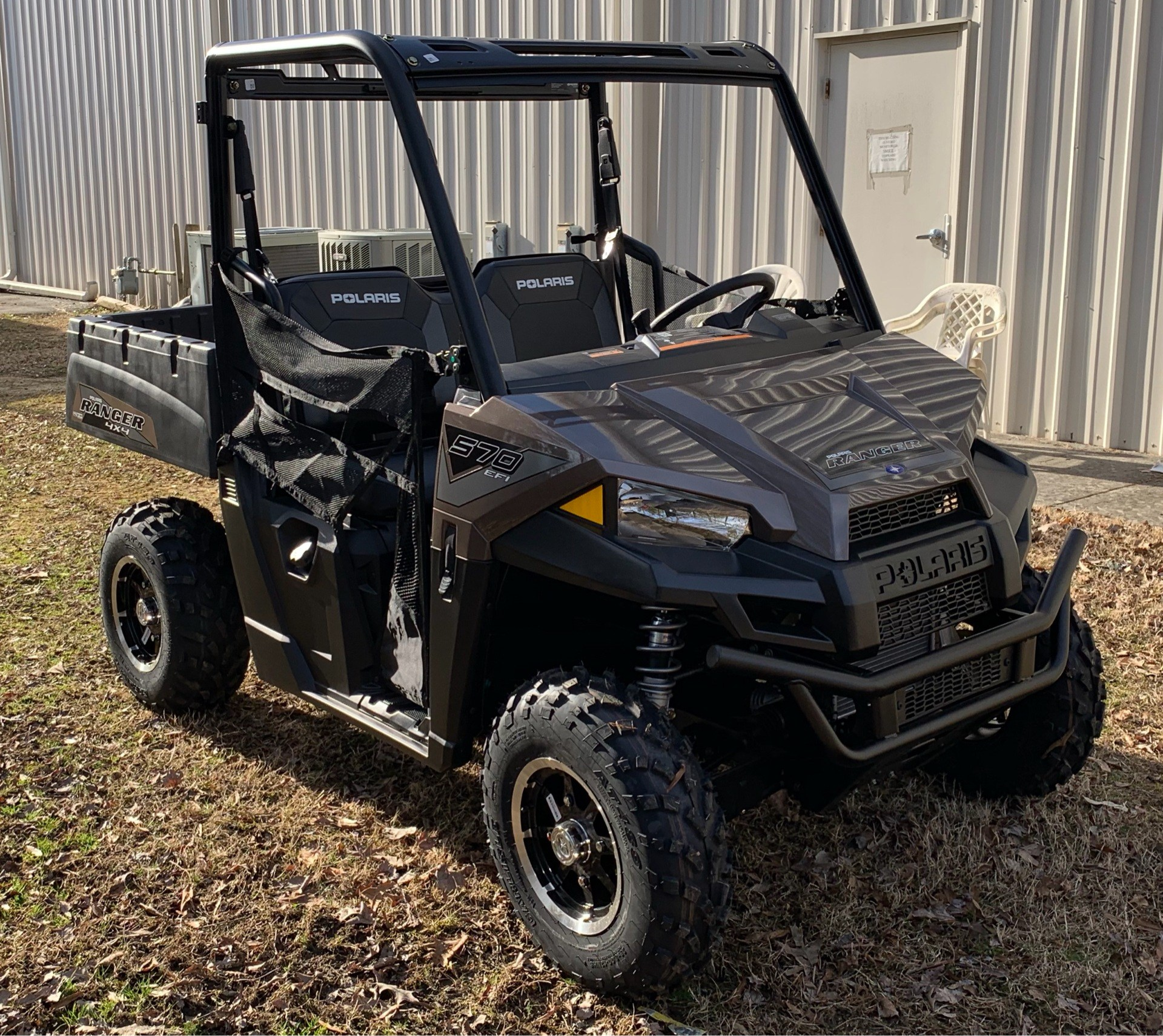 2019 Polaris Ranger 570 EPS in High Point, North Carolina - Photo 3