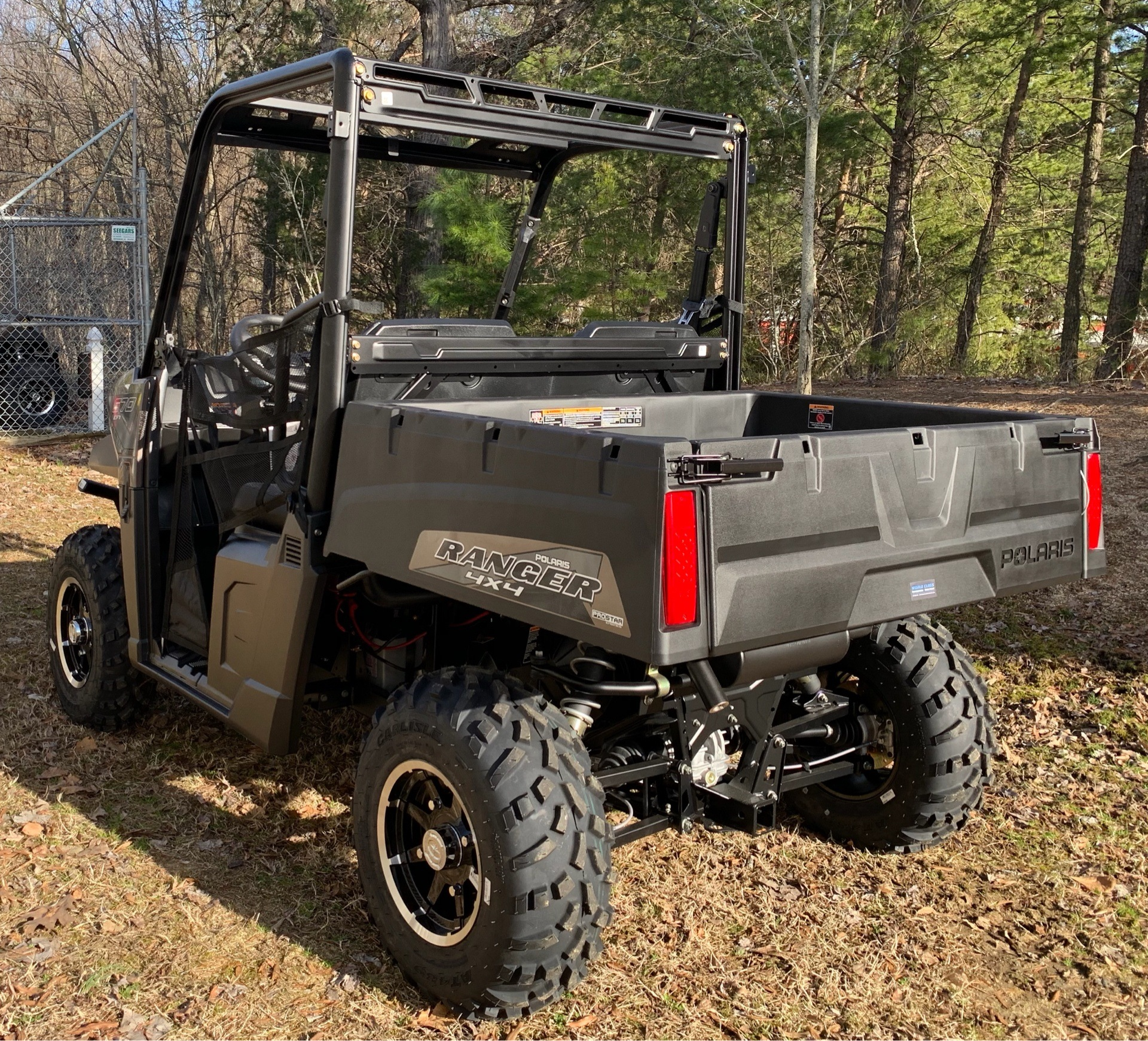 2019 Polaris Ranger 570 EPS in High Point, North Carolina - Photo 9